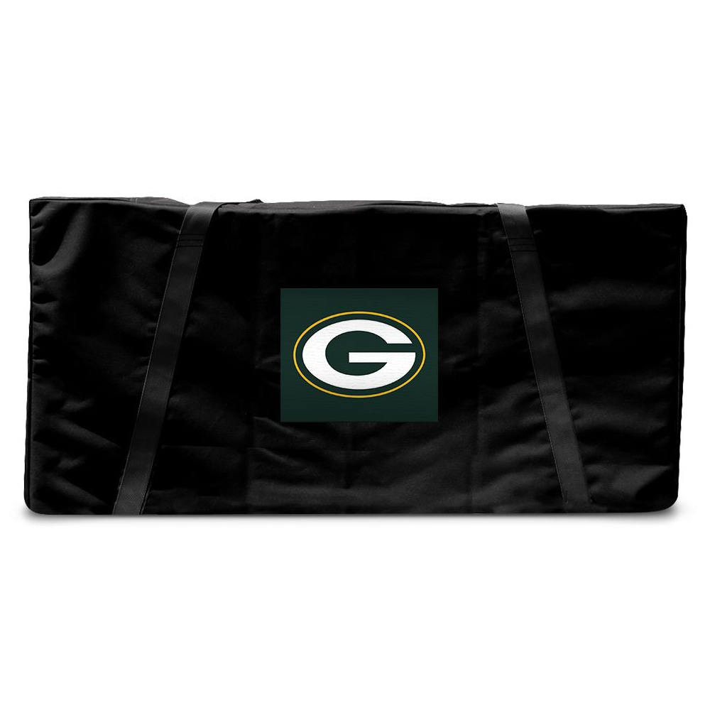 Green Bay Packers Regulation Cornhole Carrying Case