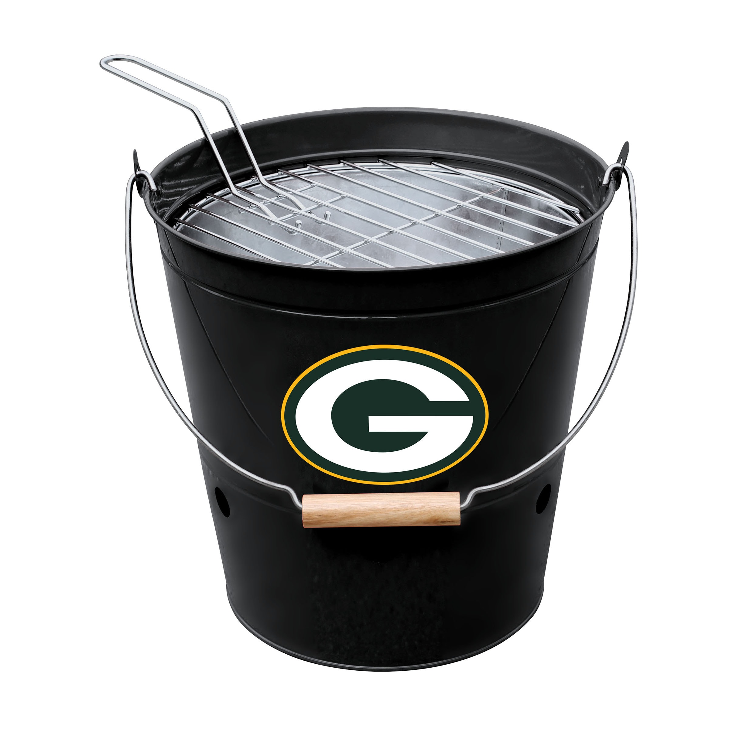 Green Bay Packers Imperial Bucket Grill - Black
