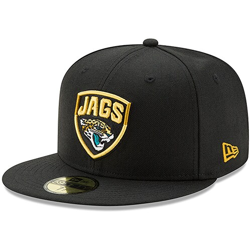 Jacksonville Jaguars New Era Omaha 59FIFTY Hat - Black