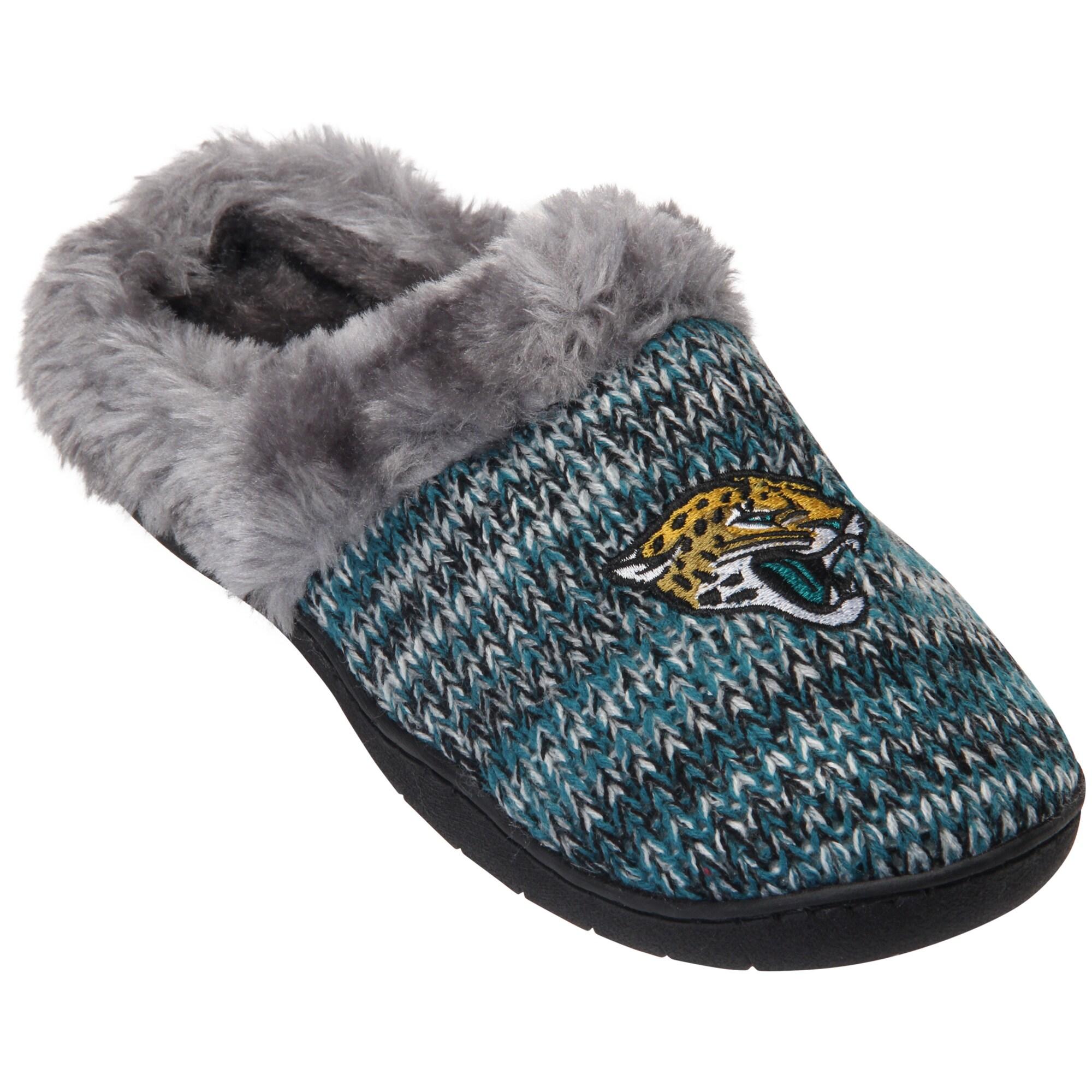 Jacksonville Jaguars Women's Peak Slide Slippers