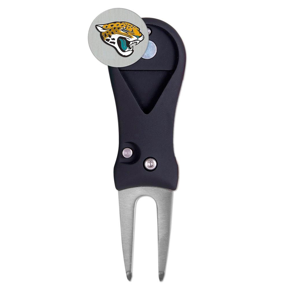 Jacksonville Jaguars WinCraft Spring Action Divot Tool