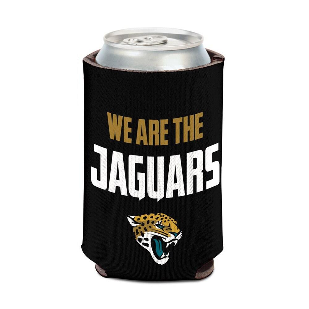 Jacksonville Jaguars WinCraft 12oz. Slogan Can Cooler