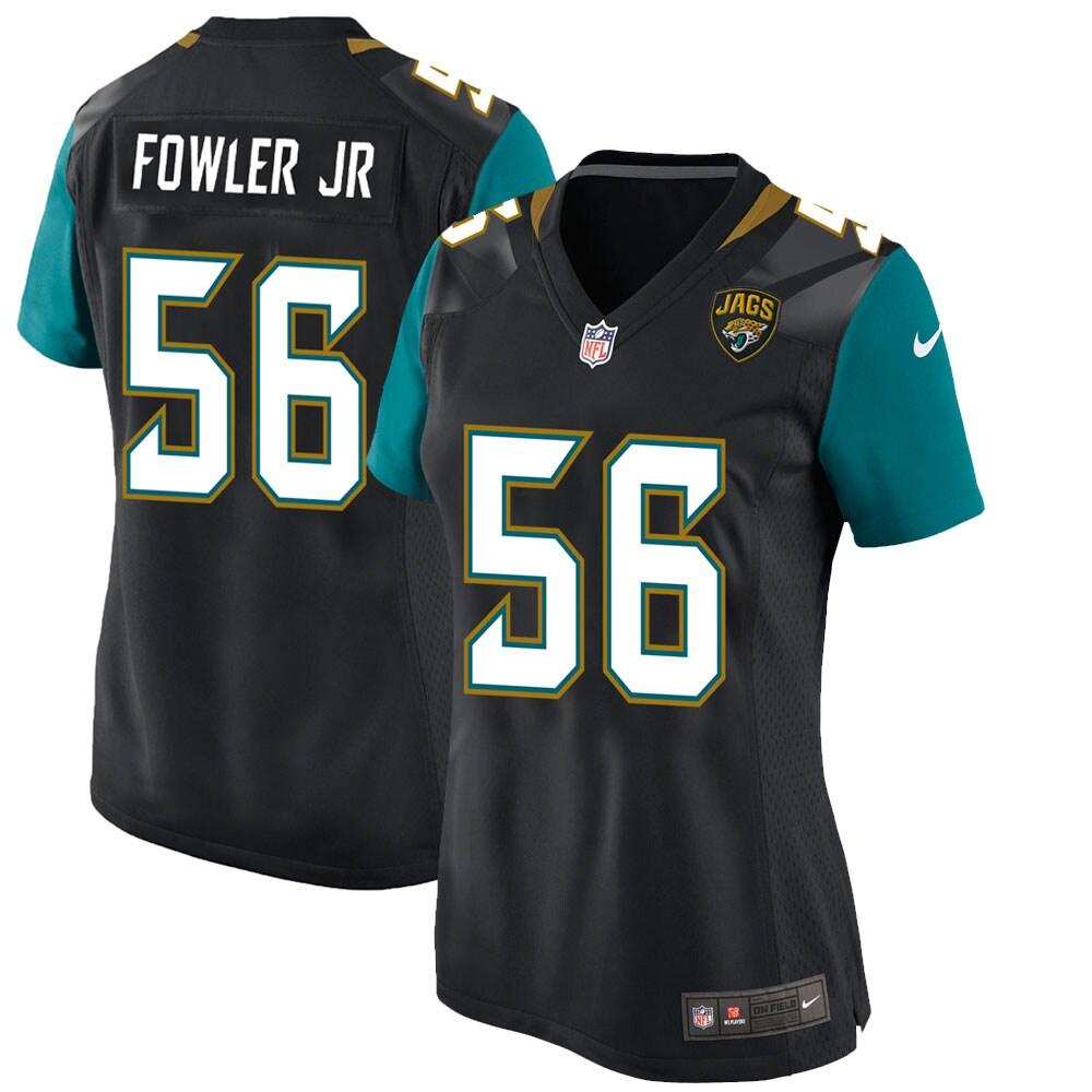 Dante Fowler Jr. Jacksonville Jaguars Nike Women's 2015 Game Jersey - Black