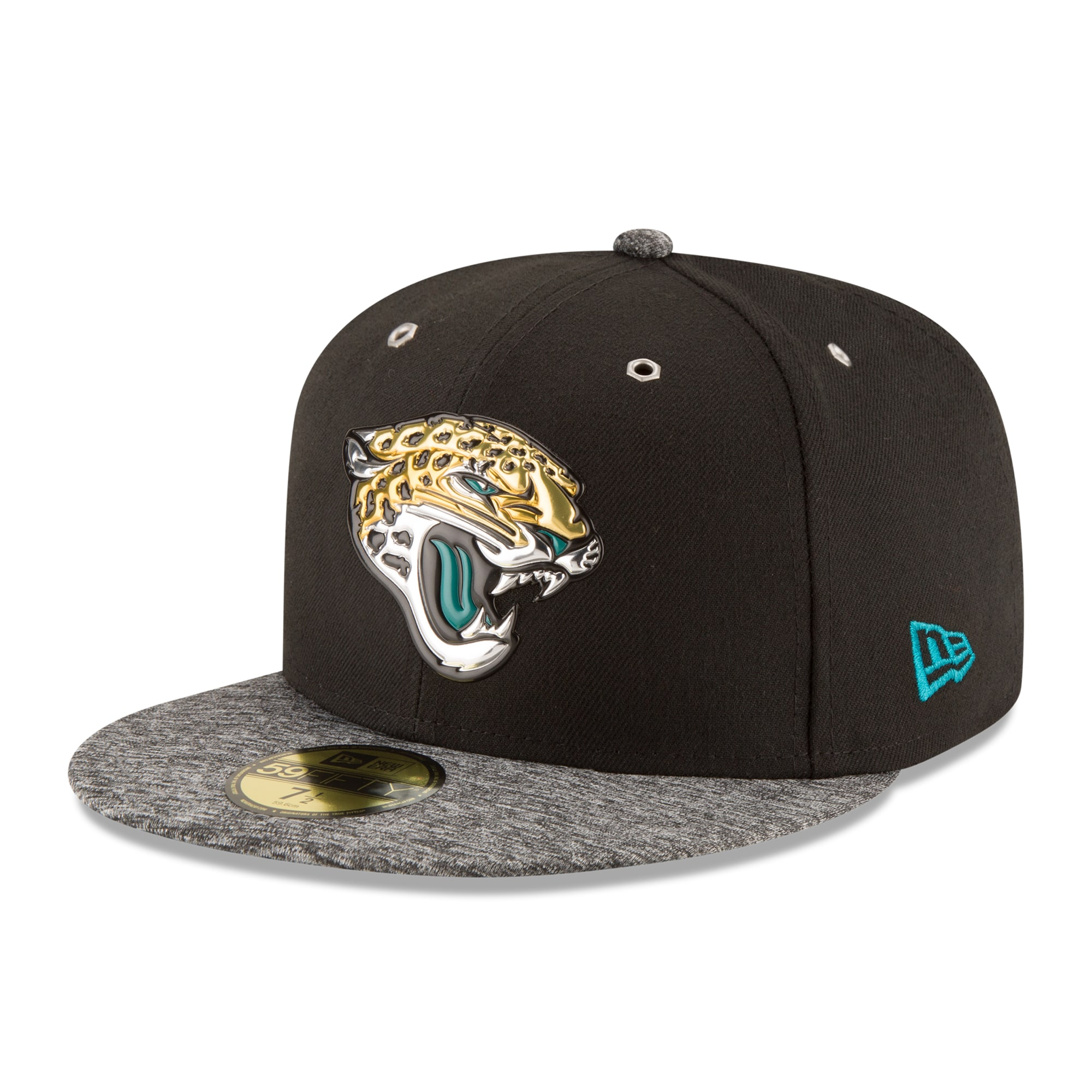 Jacksonville Jaguars New Era On Stage 59FIFTY Fitted Hat - Black