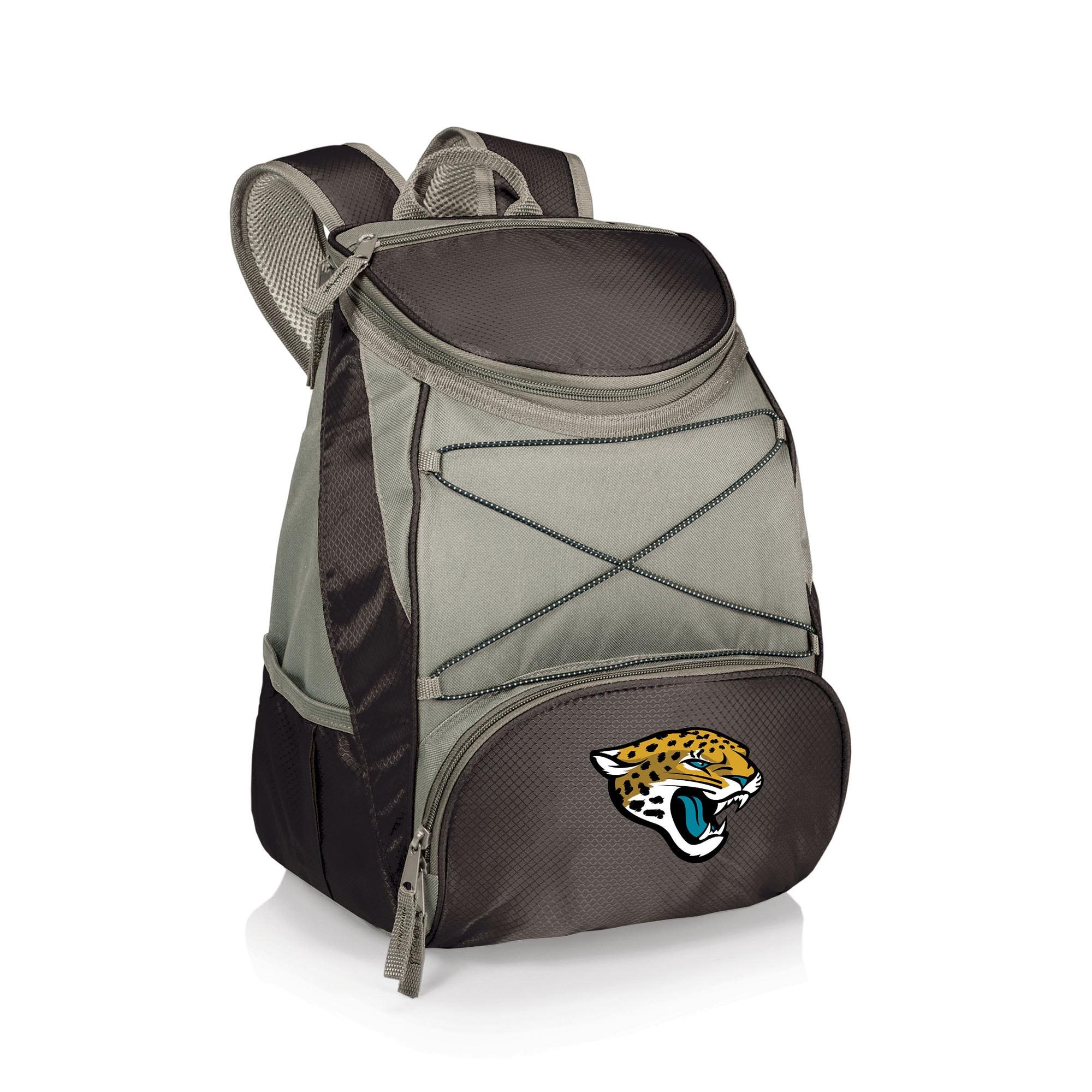 Jacksonville Jaguars PTX Backpack Cooler - Black