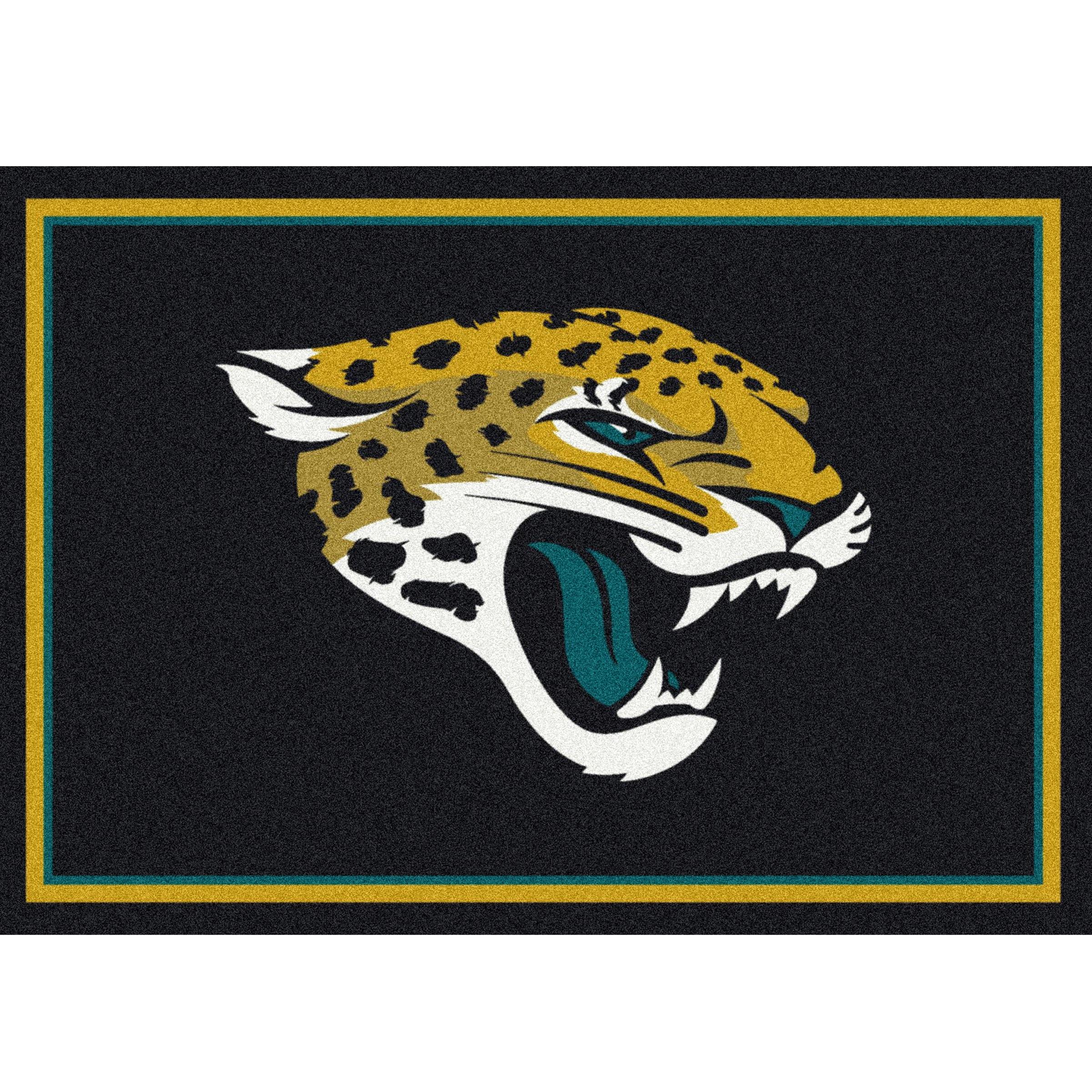 Jacksonville Jaguars Imperial 8' x 11' Spirit Rug