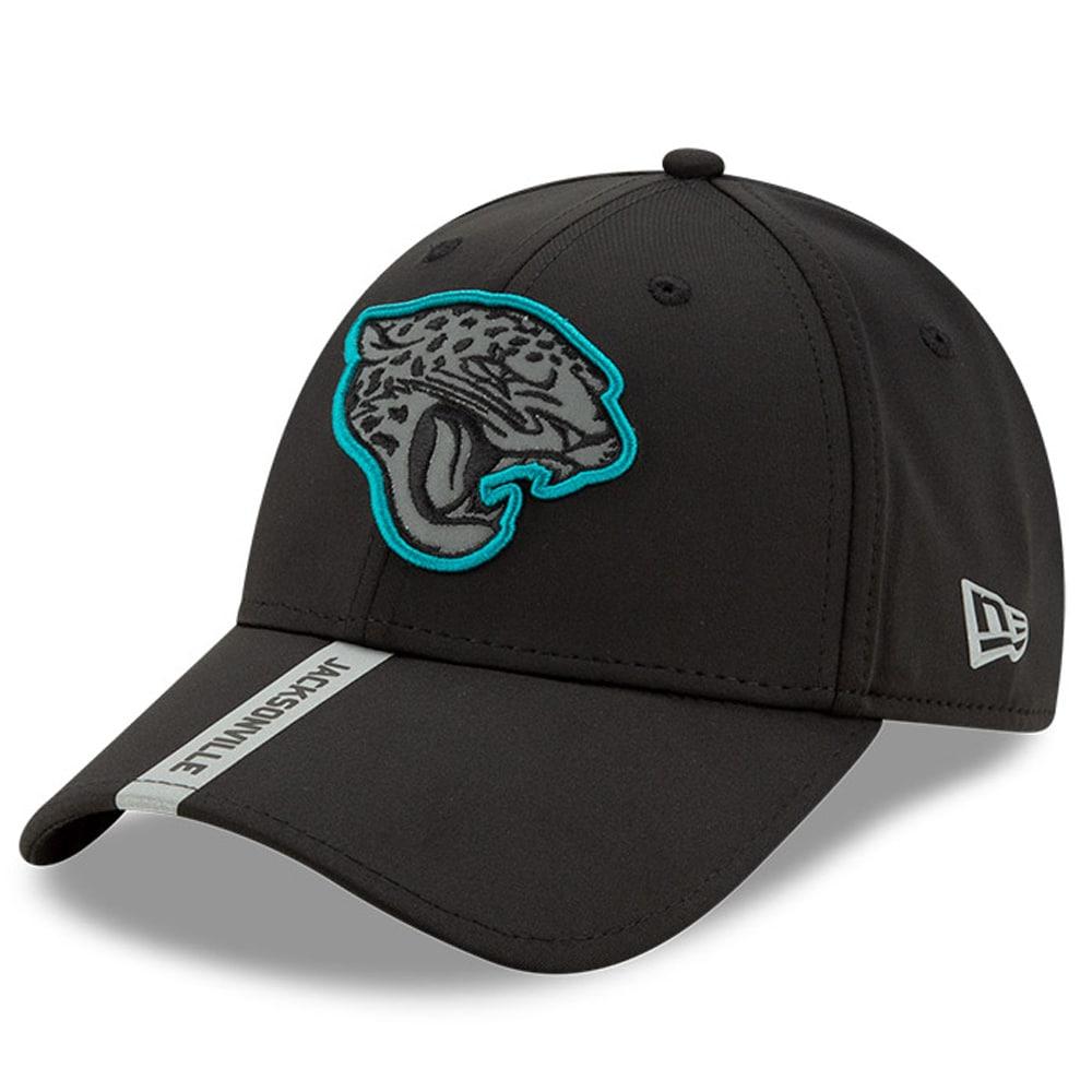 Jacksonville Jaguars New Era 2020 NFL OTA Official 9FORTY Adjustable Hat - Black