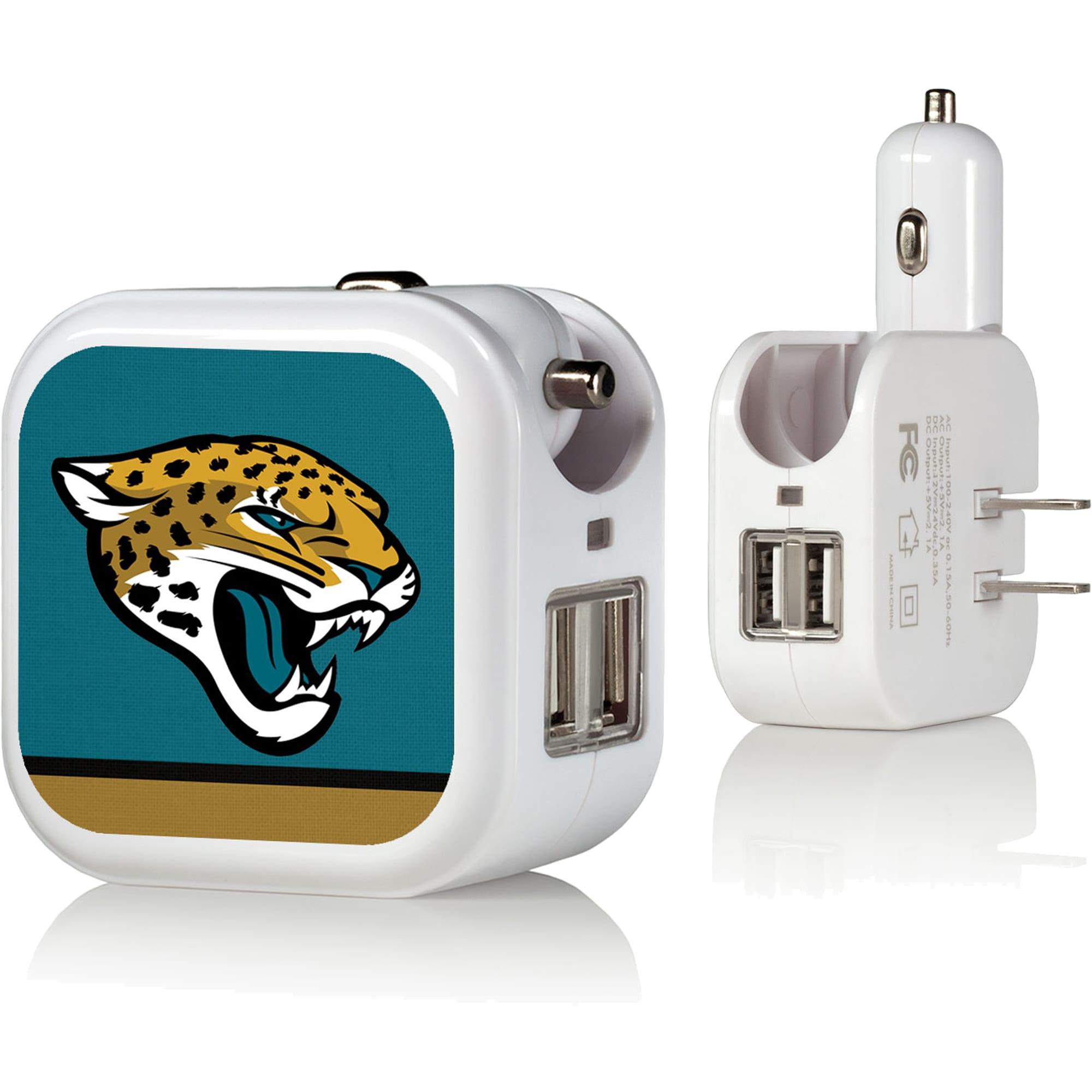 Jacksonville Jaguars USB Charger