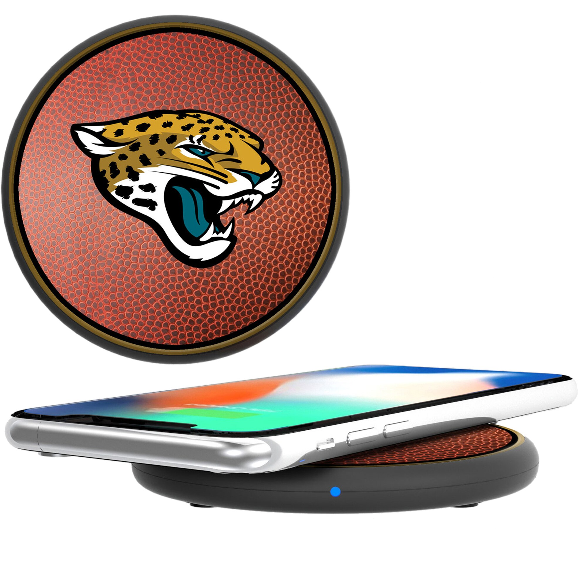 Jacksonville Jaguars Wireless Cell Phone Charger