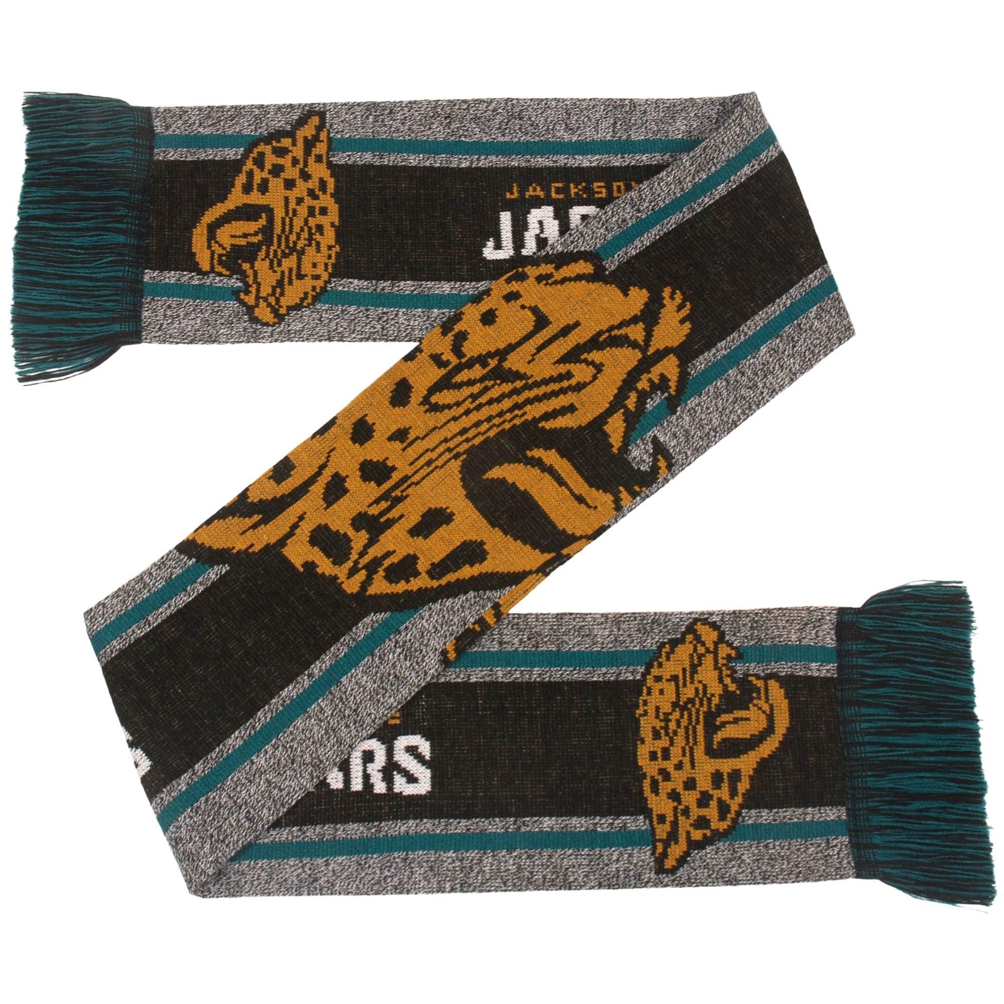 Jacksonville Jaguars Big Team Logo Scarf