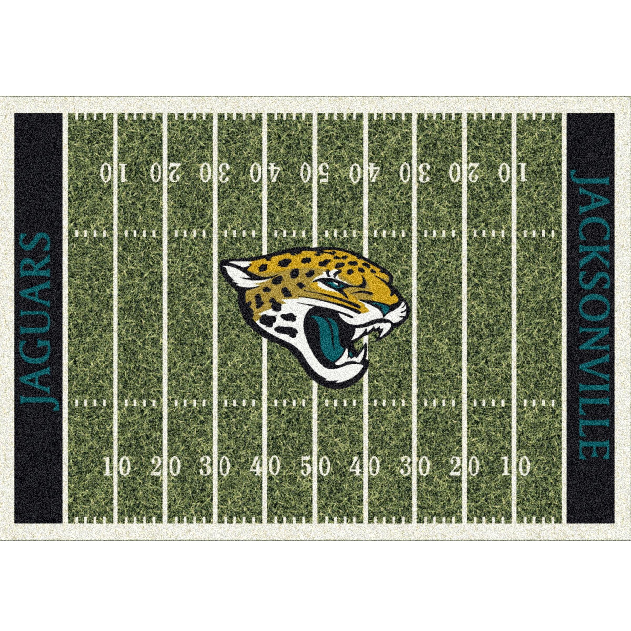 Jacksonville Jaguars Imperial 6' x 8' Homefield Rug
