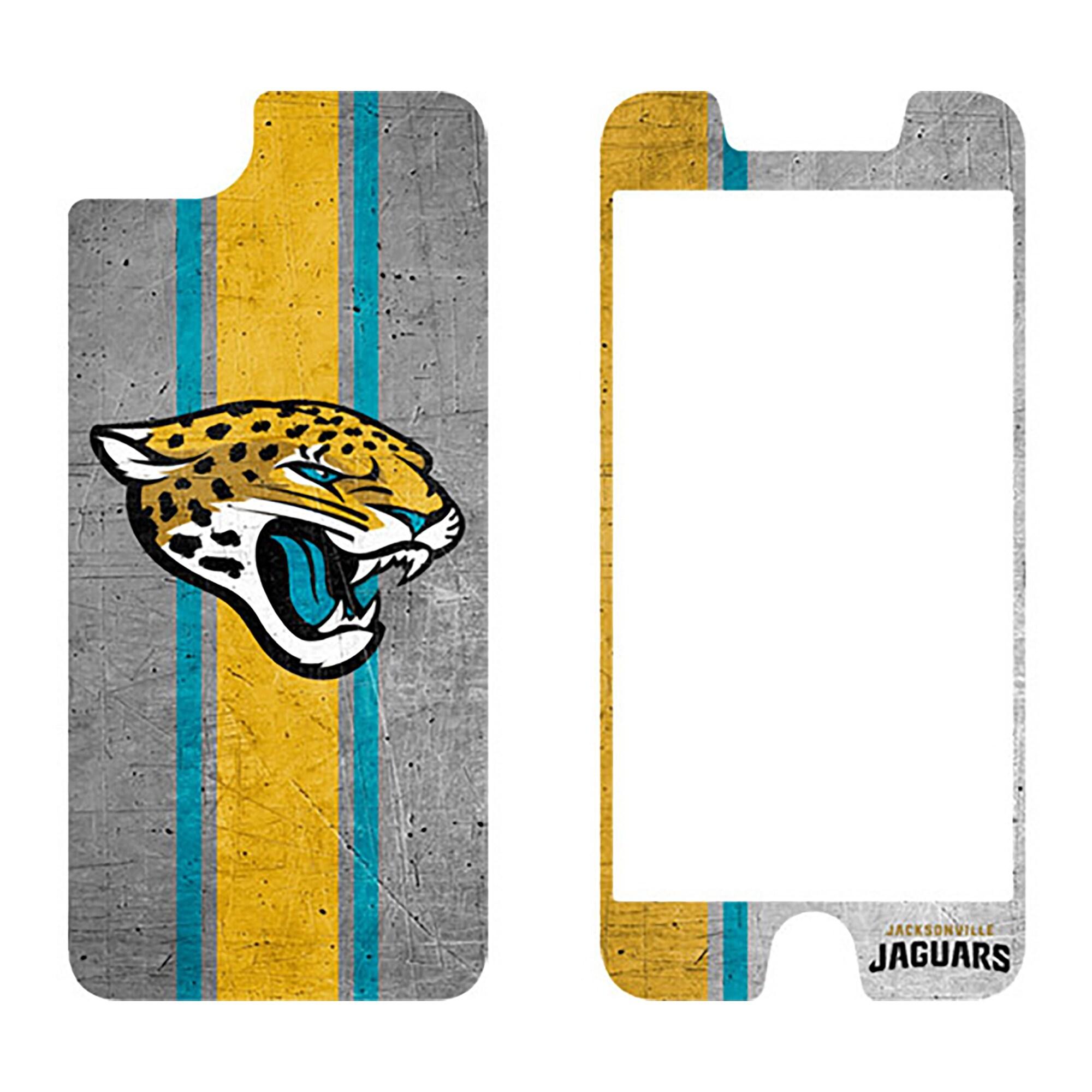 Jacksonville Jaguars OtterBox iPhone 8/7/6/6s Alpha Glass Screen Protector