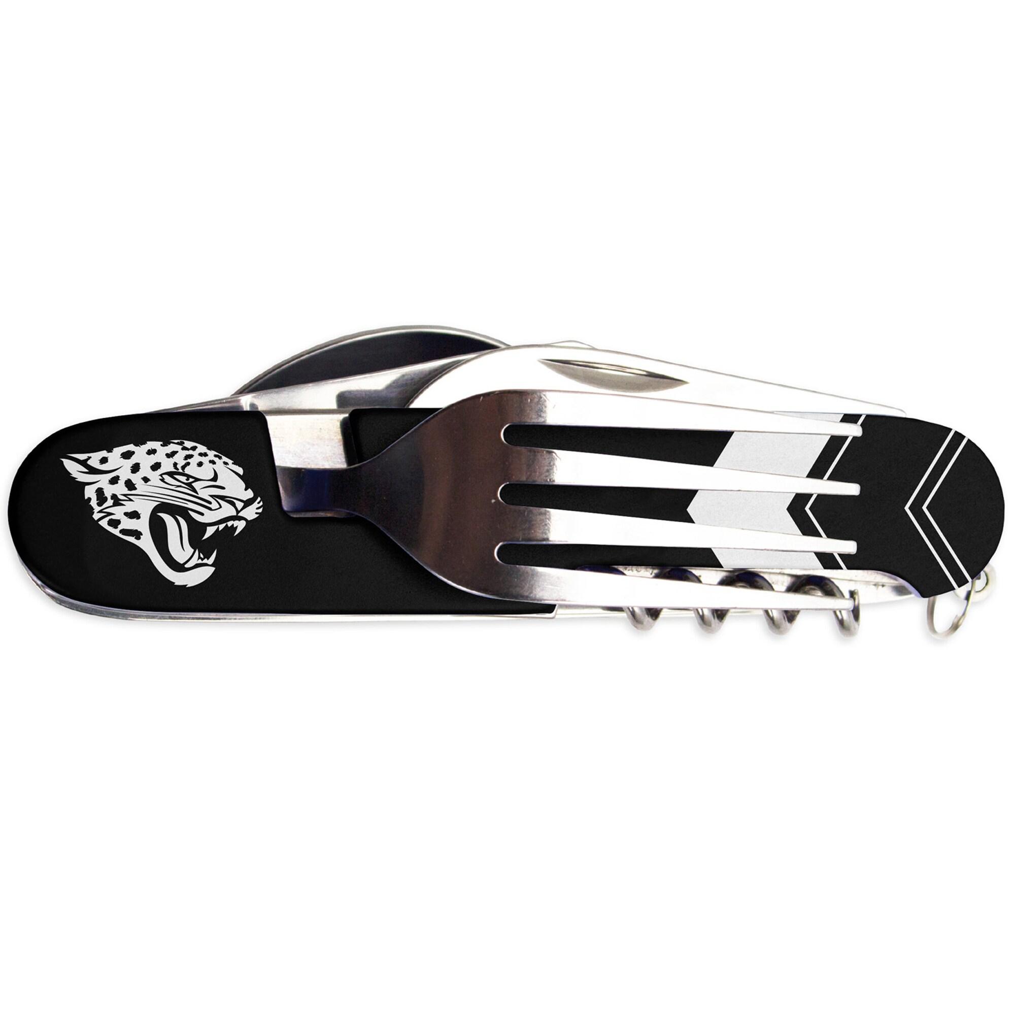 Jacksonville Jaguars Utensil Multi-Tool - Black