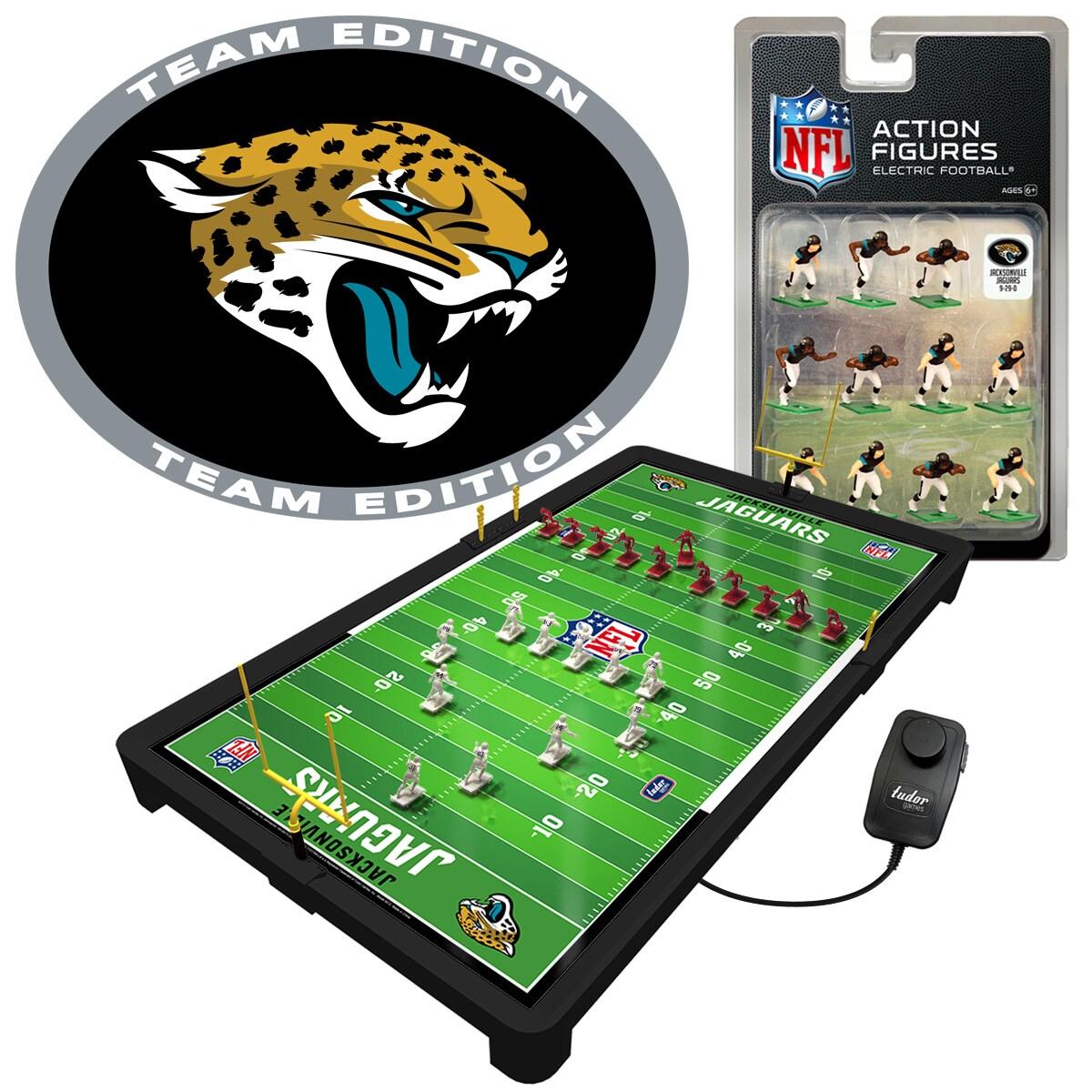Jacksonville Jaguars Electric Football Game