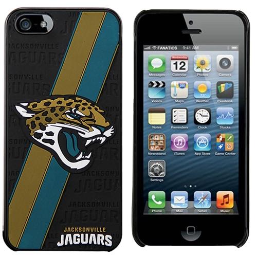 Jacksonville Jaguars iPhone 5 Hard Case