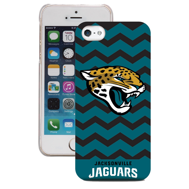 Jacksonville Jaguars Chevron iPhone 5 Case