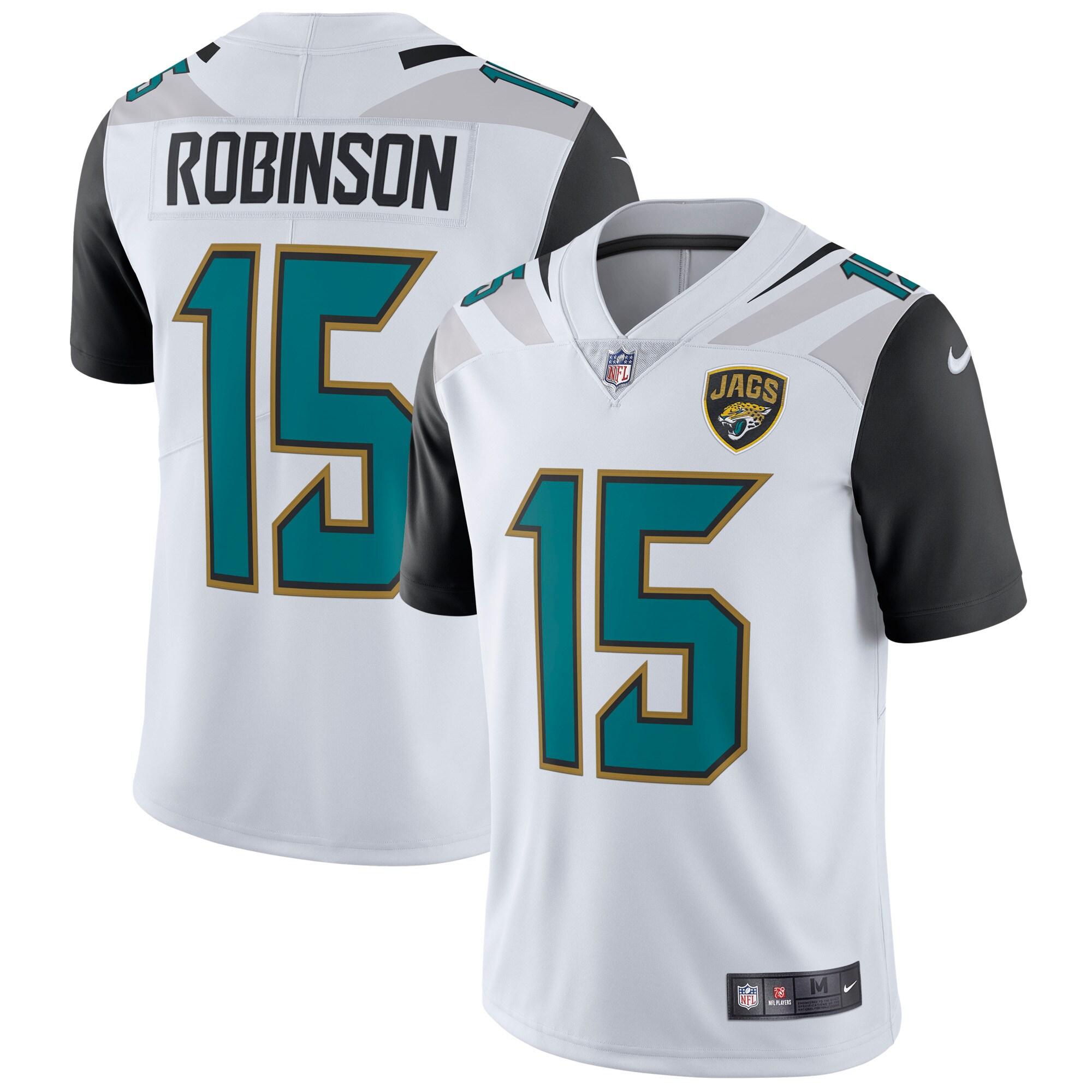Allen Robinson Jacksonville Jaguars Nike Vapor Untouchable Limited Player Jersey - White