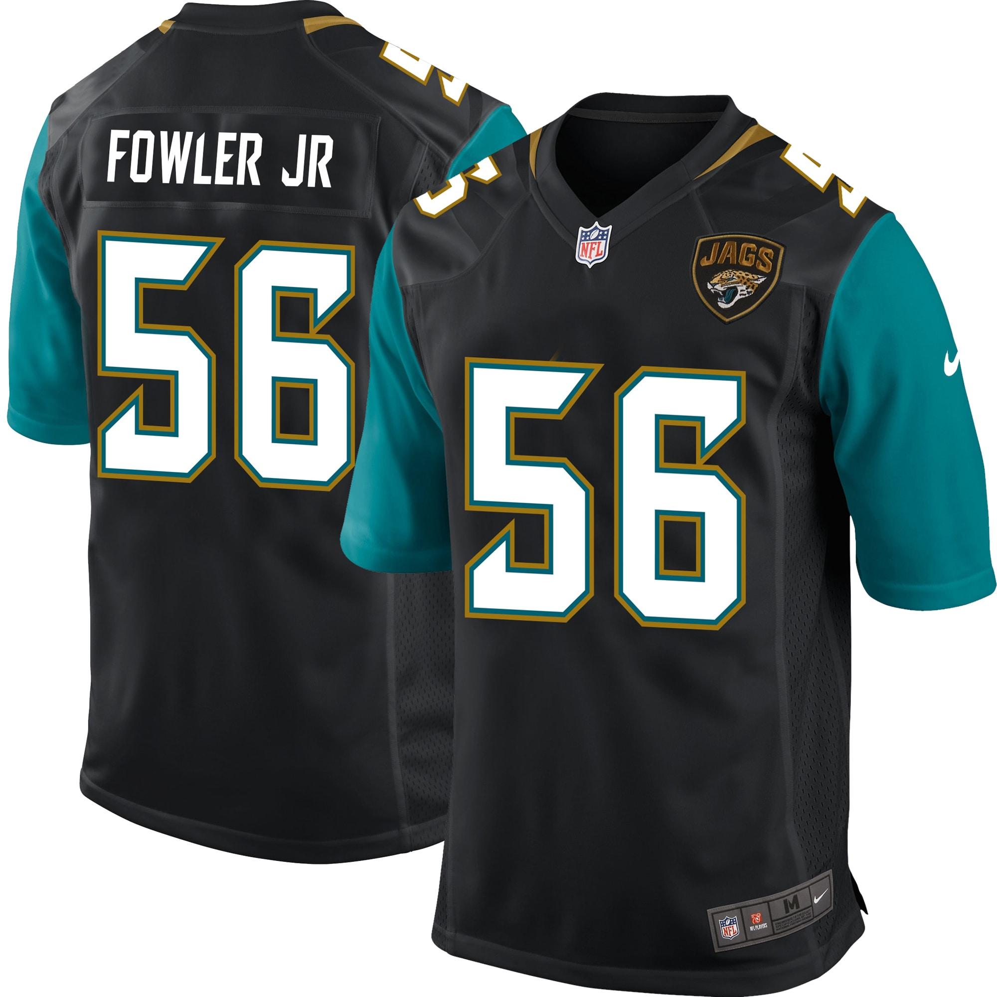 Dante Fowler Jr Jacksonville Jaguars Nike Youth 2015 Game Jersey - Black