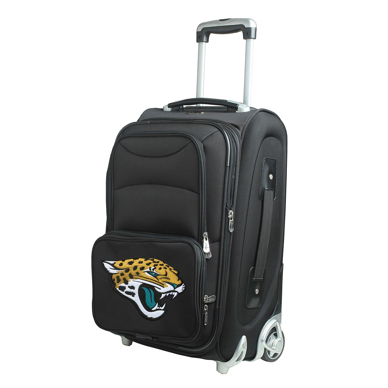 "Jacksonville Jaguars 21"" Rolling Carry-On Suitcase"