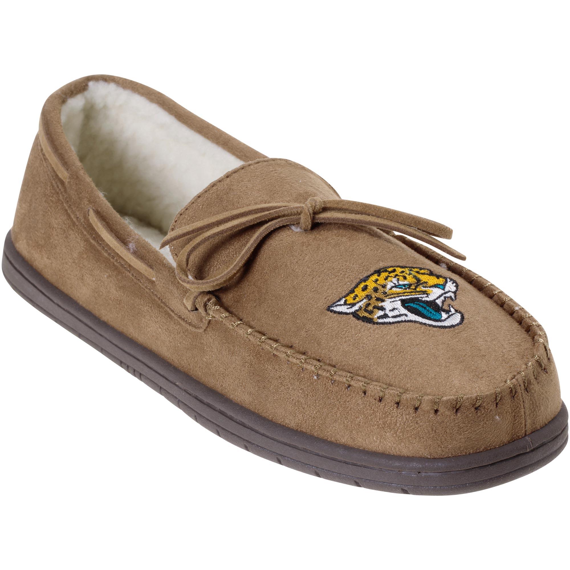 Jacksonville Jaguars Moccasin Slippers