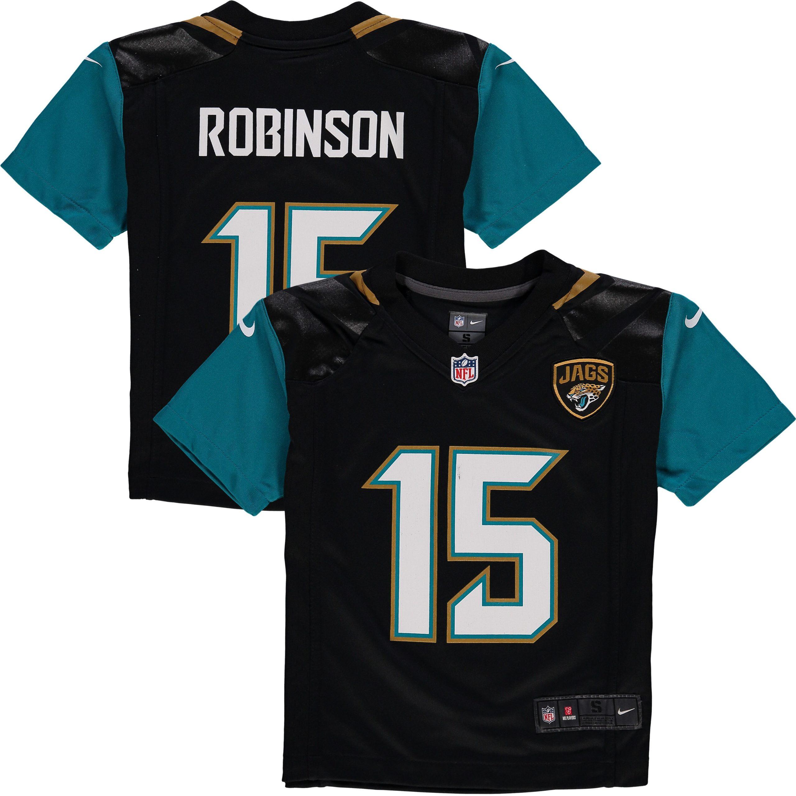 Allen Robinson Jacksonville Jaguars Nike Preschool Game Jersey - Black
