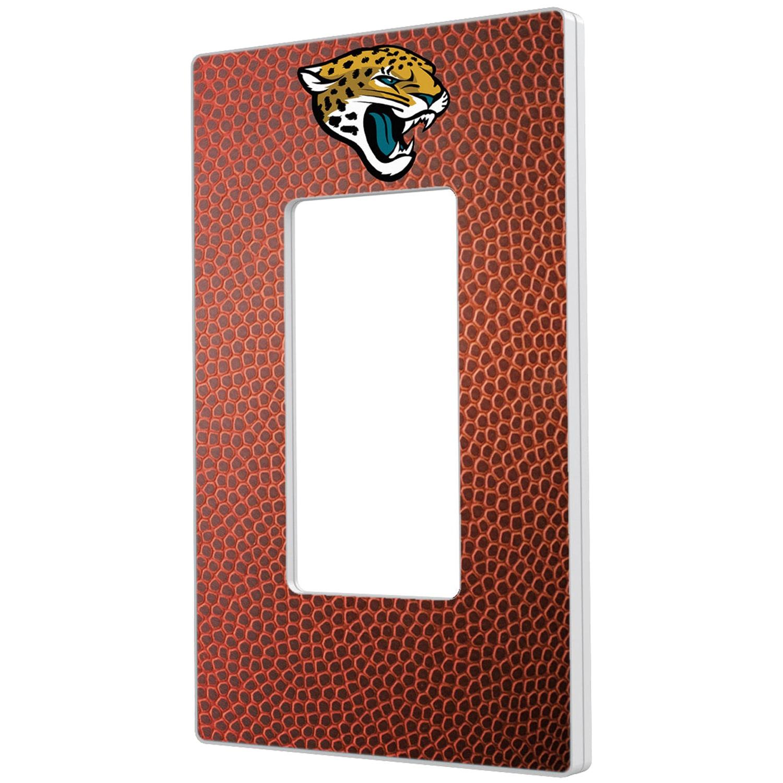 Jacksonville Jaguars Football Design Single Rocker Light Switch Plate
