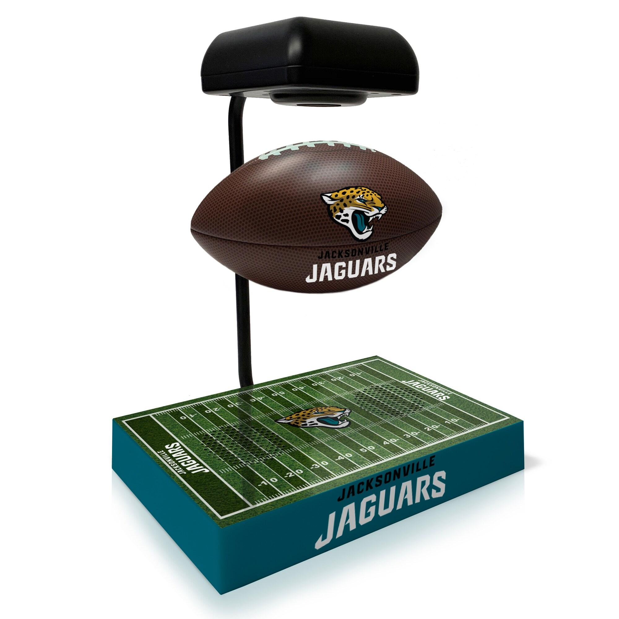 Jacksonville Jaguars Hover Football With Bluetooth Speaker