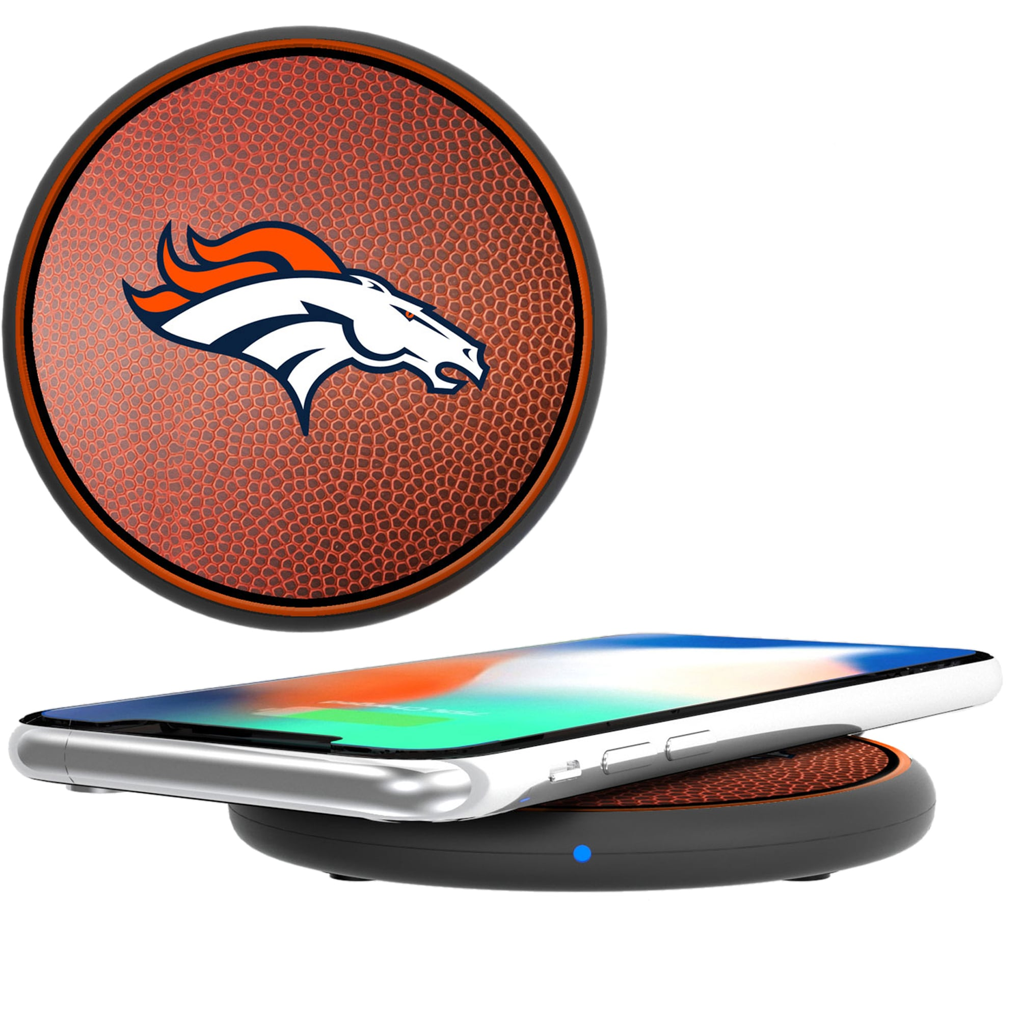 Denver Broncos Wireless Cell Phone Charger