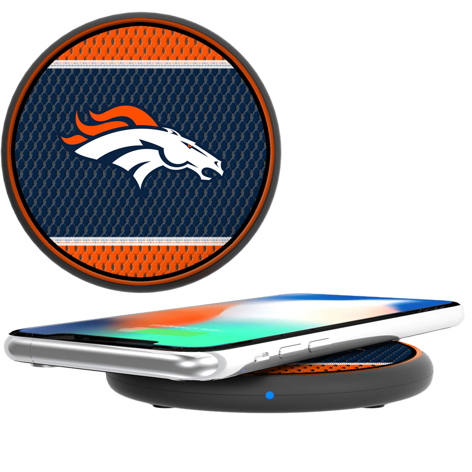 Denver Broncos Wireless Charger