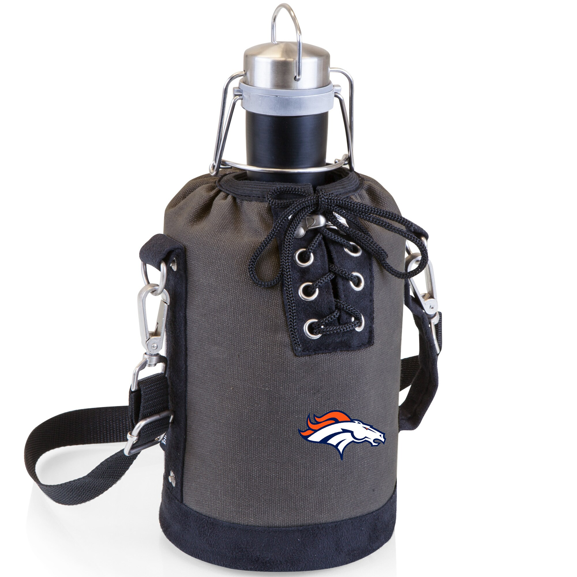 Denver Broncos Growler Tote Set