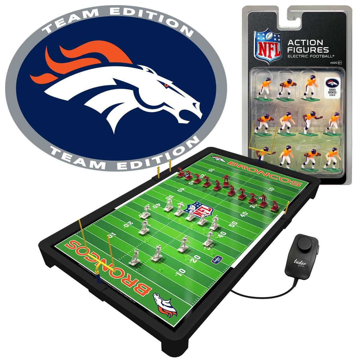 Denver Broncos Electric Football Game
