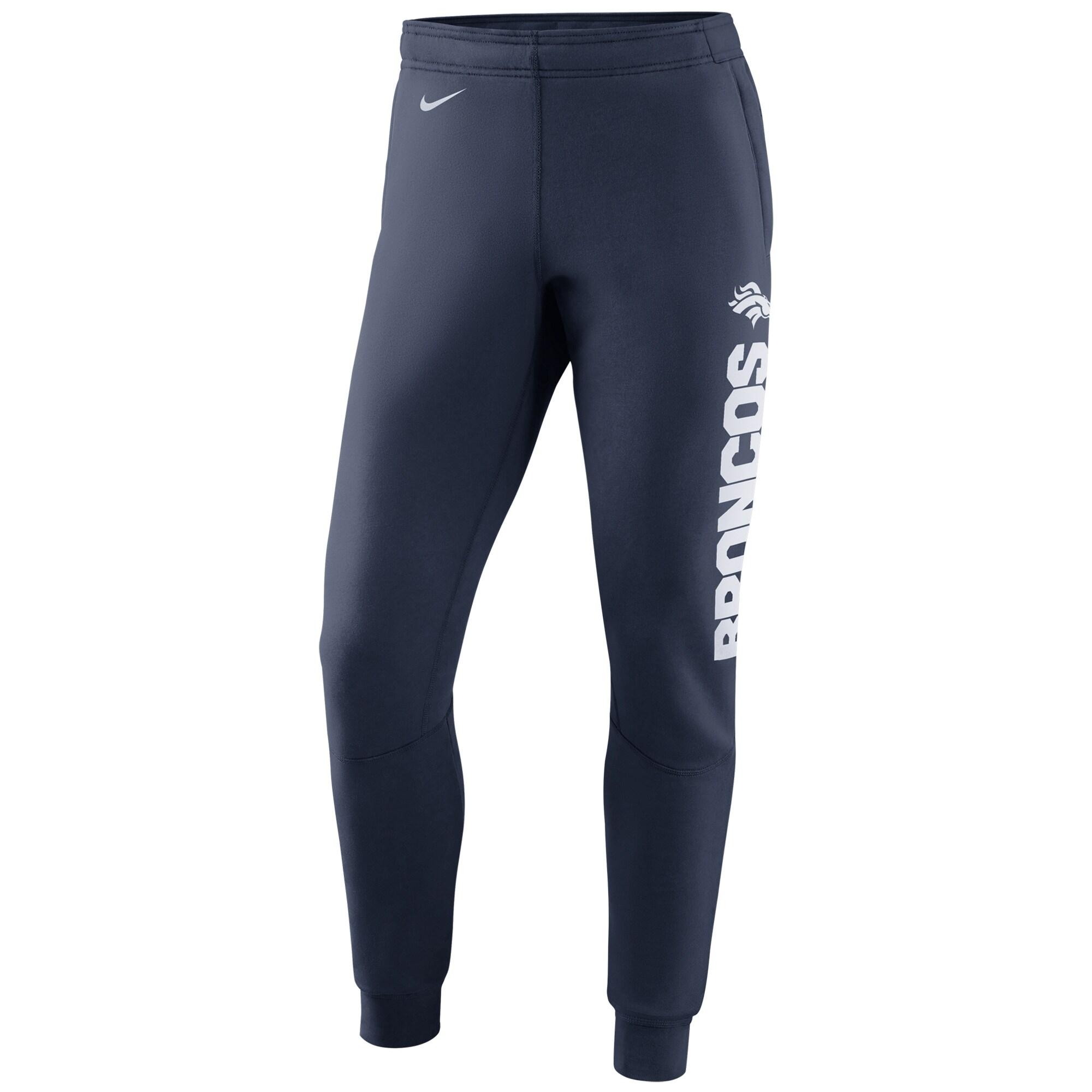 Denver Broncos Nike Stadium Pants - Navy