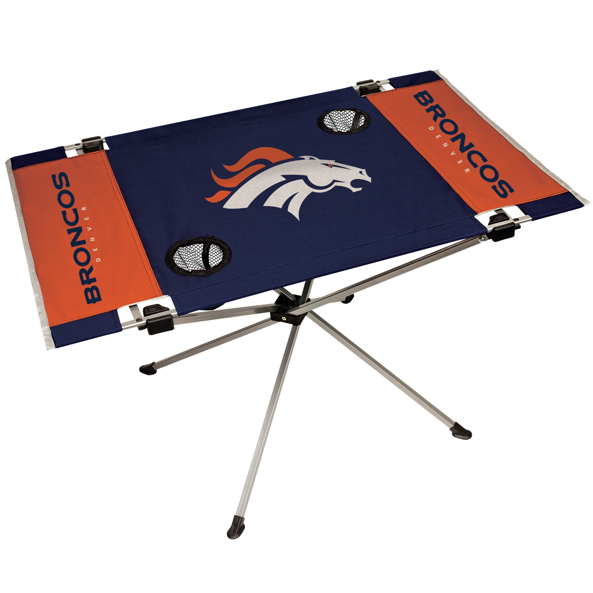 Denver Broncos End Zone Table