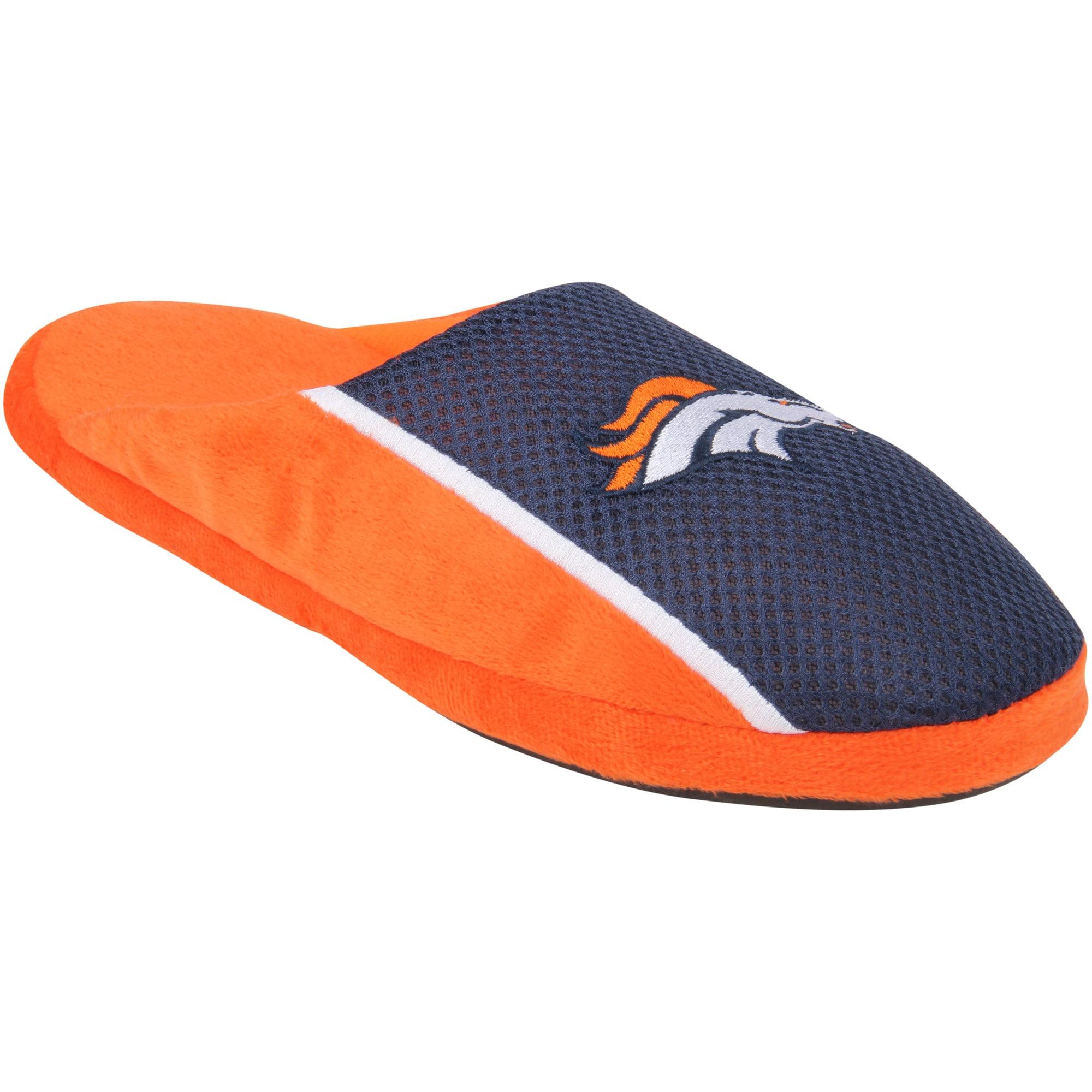 Denver Broncos Jersey Slide Slippers