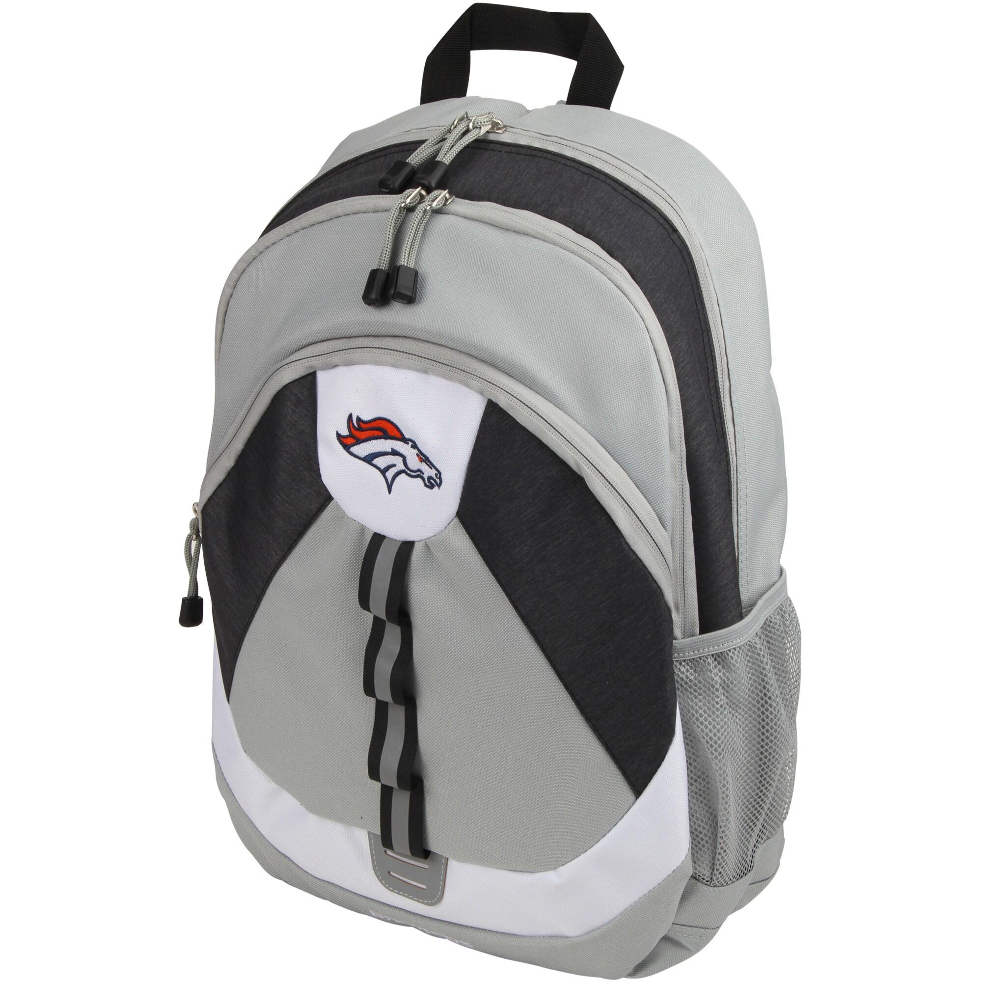 Denver Broncos The Northwest Company Women's Kinetic Backpack - Gray