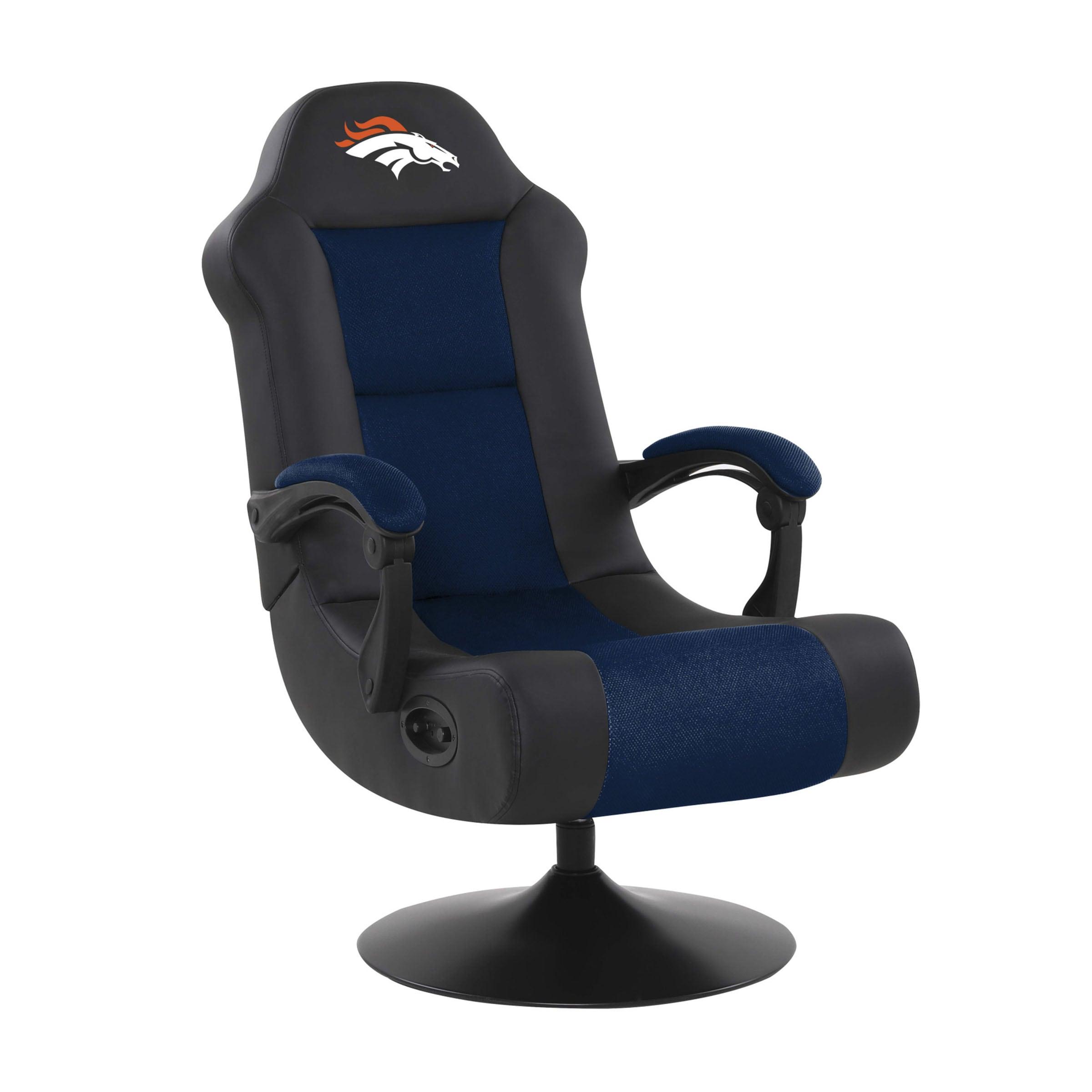 Denver Broncos Imperial Ultra Game Chair - Black