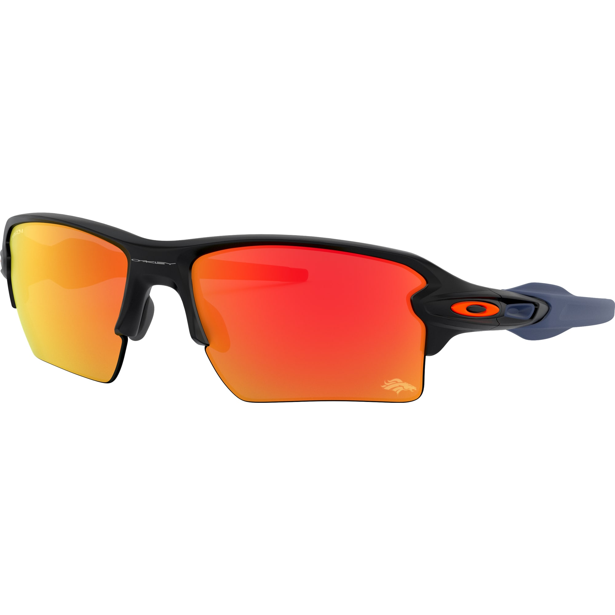 Denver Broncos Oakley Flak 2.0 XL Sunglasses