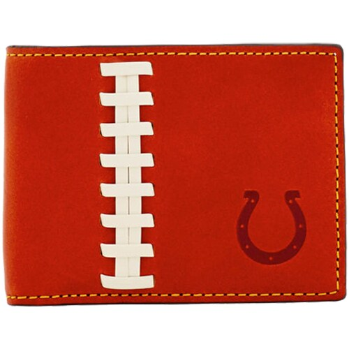 Indianapolis Colts Dooney & Bourke Leather Credit Card Billfold
