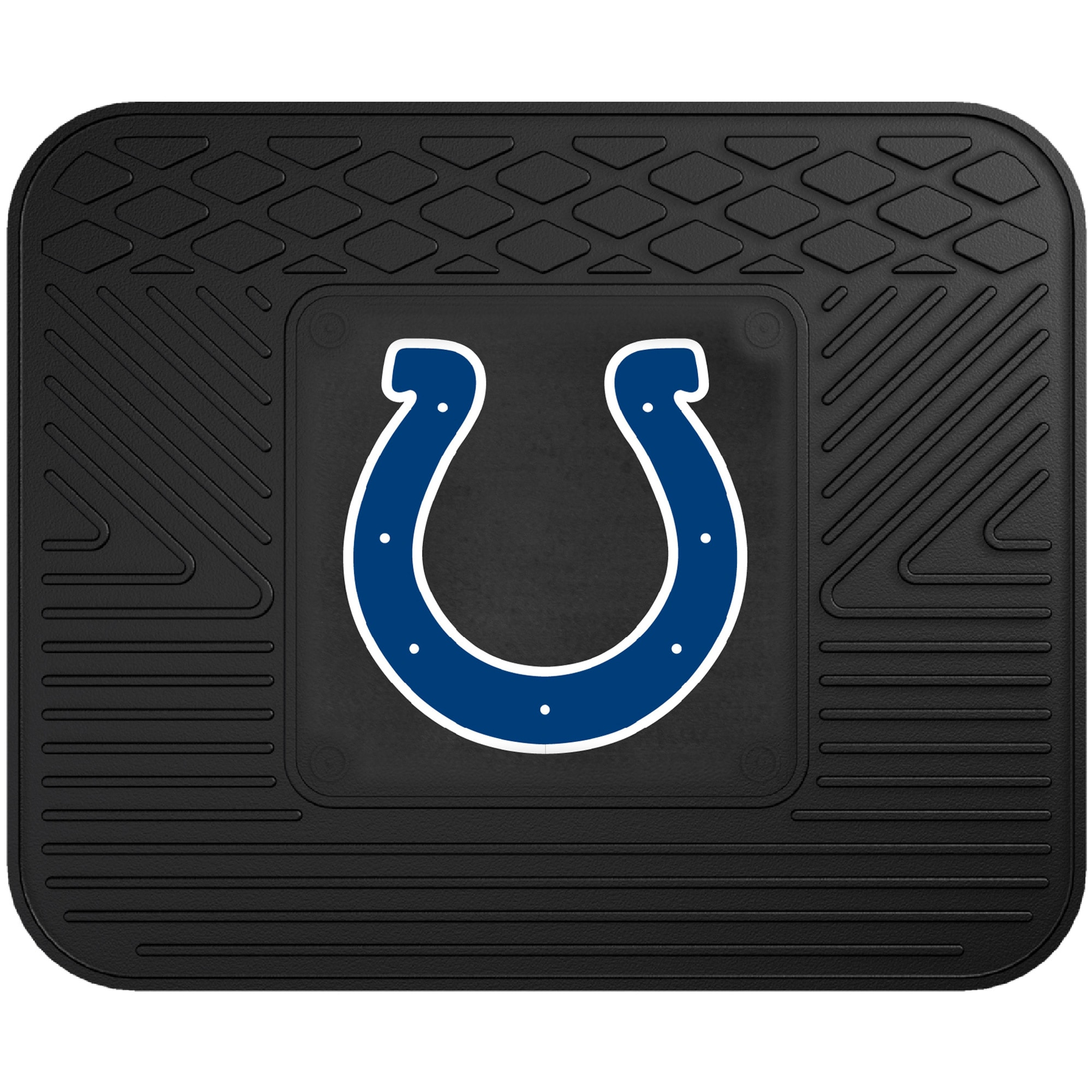 "Indianapolis Colts 17"" x 14"" Utility Mat"