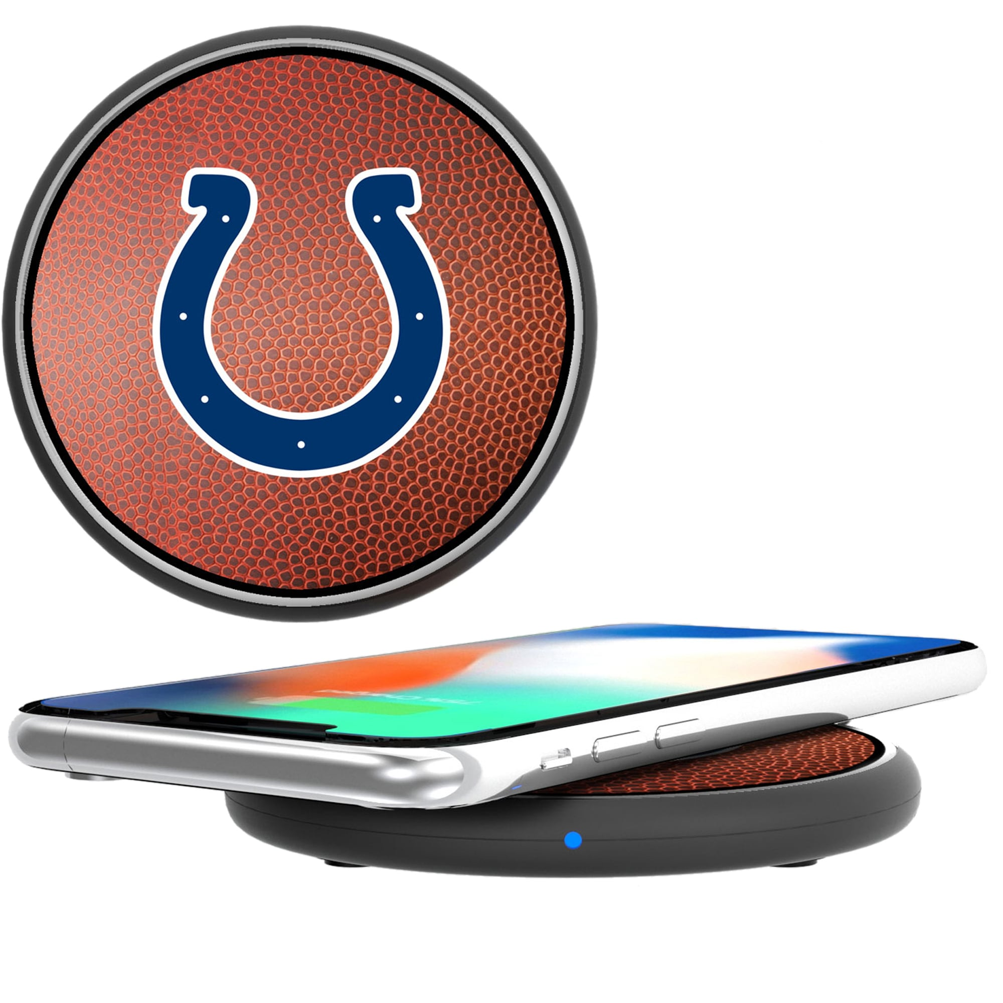 Indianapolis Colts Wireless Cell Phone Charger