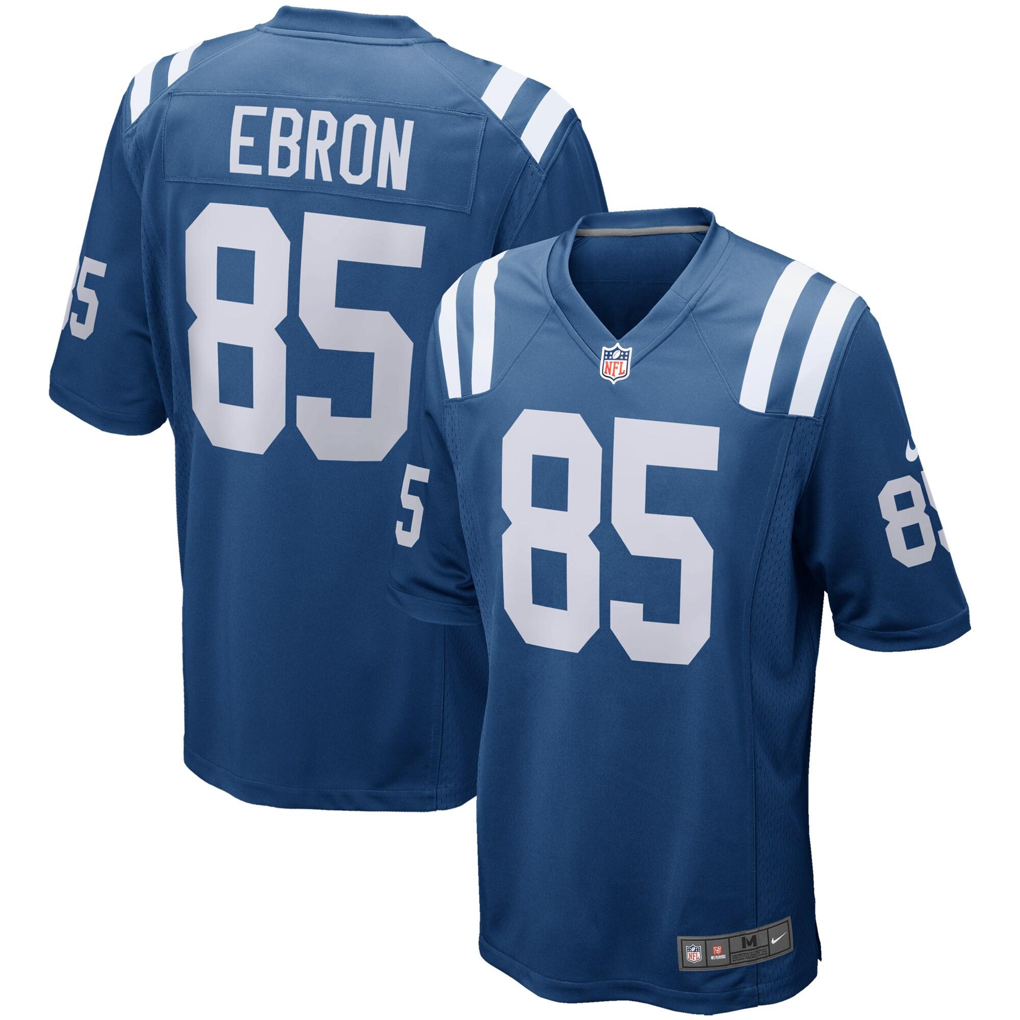 Eric Ebron Indianapolis Colts Nike Game Jersey - Royal