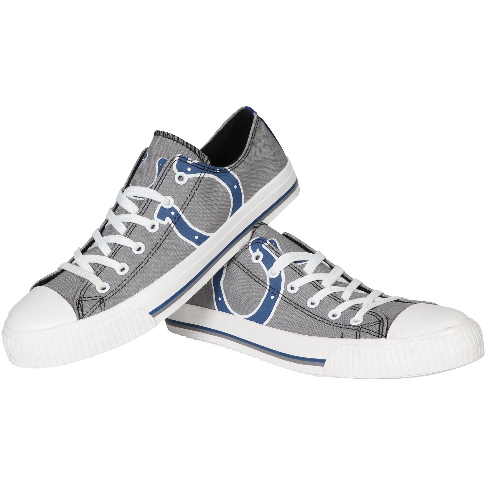 Indianapolis Colts Big Logo Low Top Sneakers