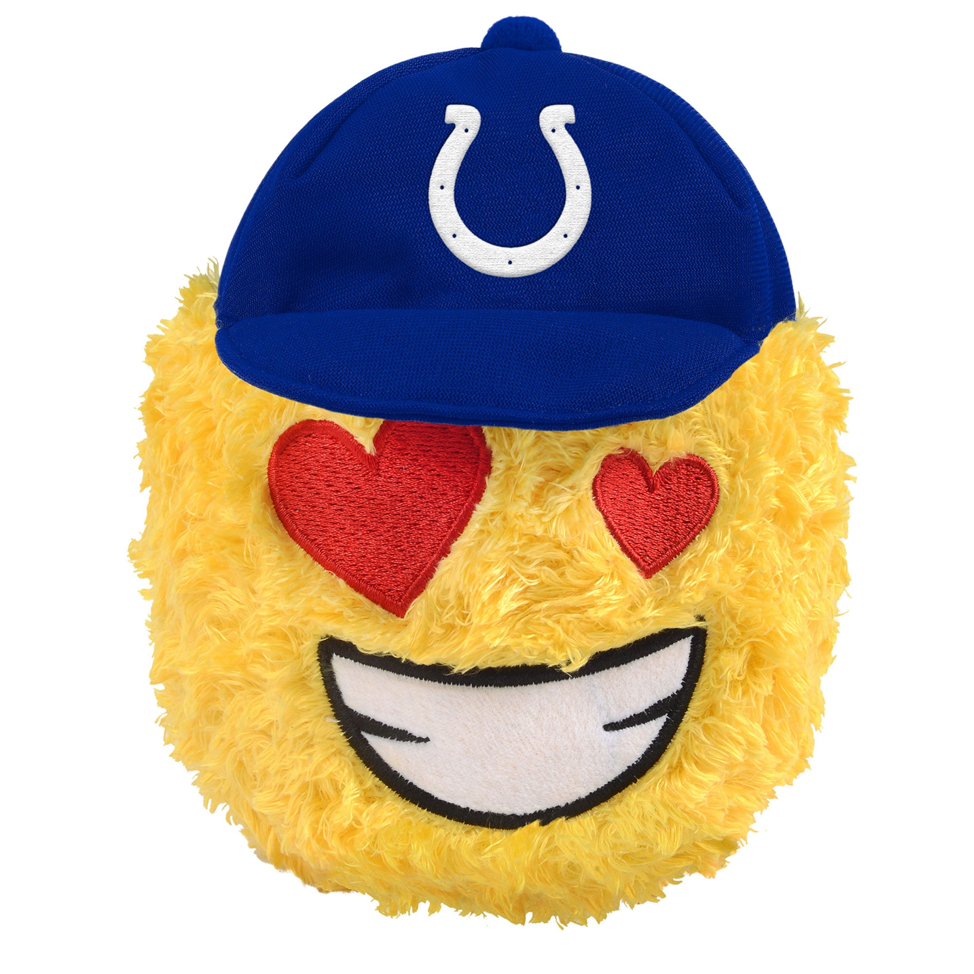 "Indianapolis Colts 5"" Heart Eyes Teamoji Plush Toy"