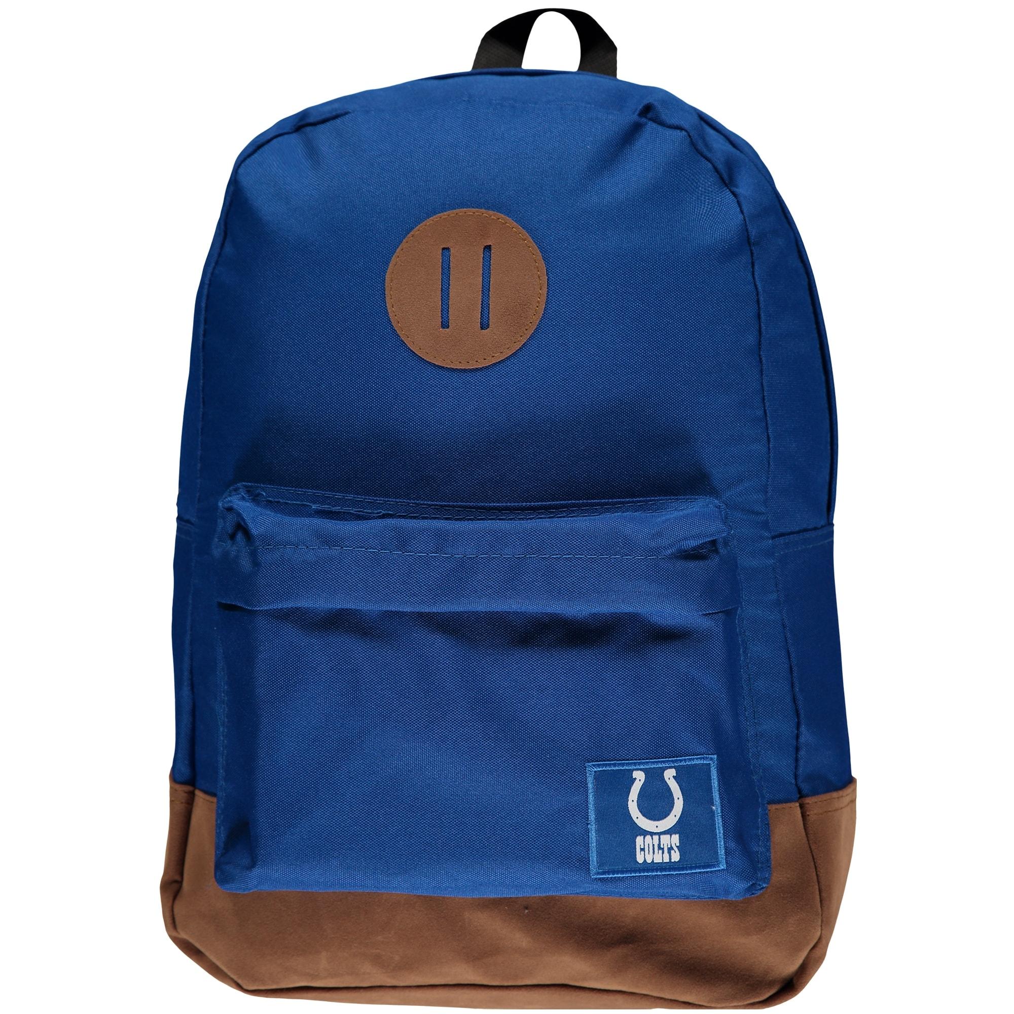 Indianapolis Colts Natural Backpack