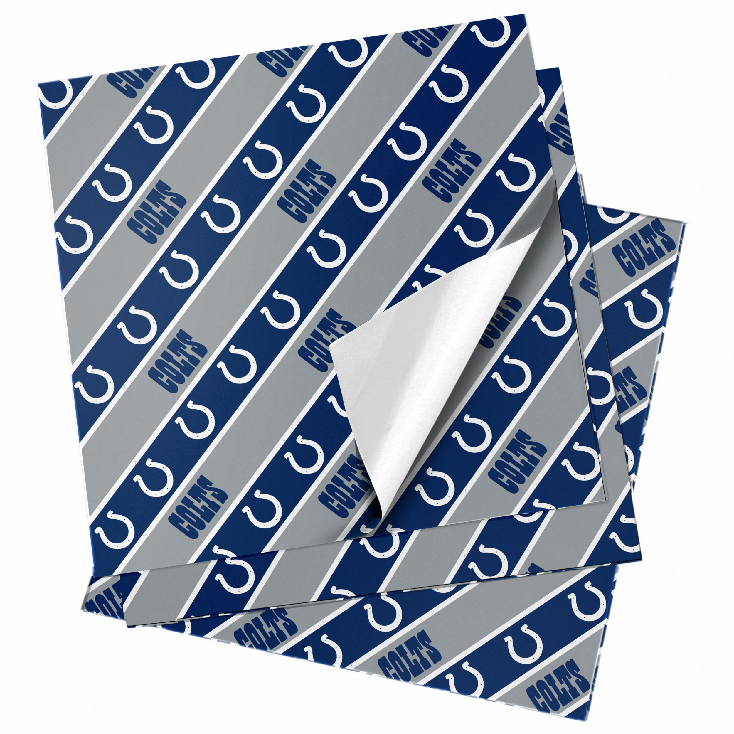 """Indianapolis Colts 20"""" x 30"""" Wrapping Paper"""