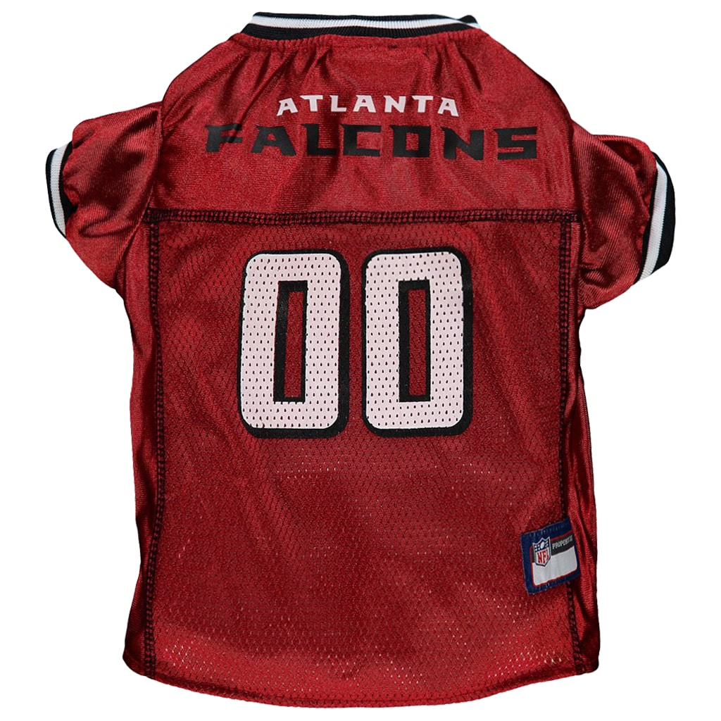 Atlanta Falcons Mesh Dog Jersey