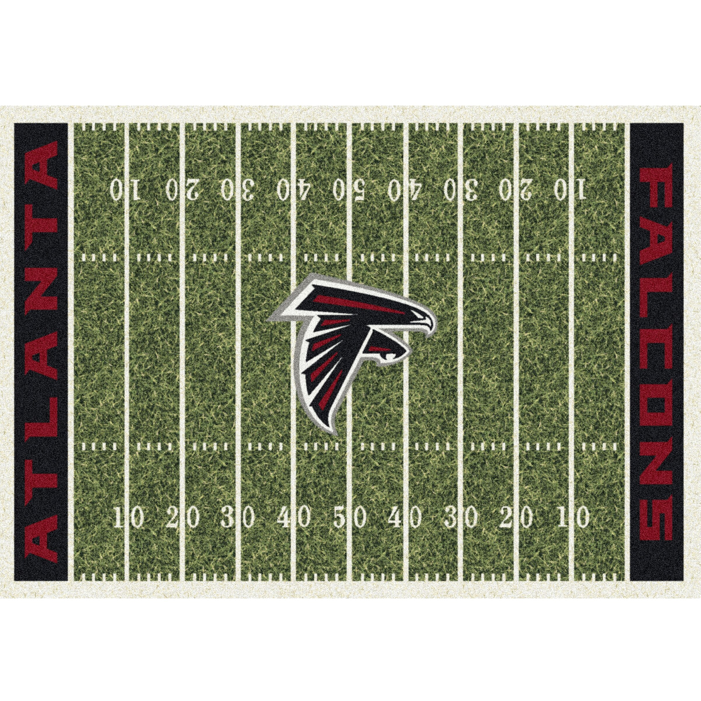 Atlanta Falcons Imperial 4' x 6' Homefield Rug