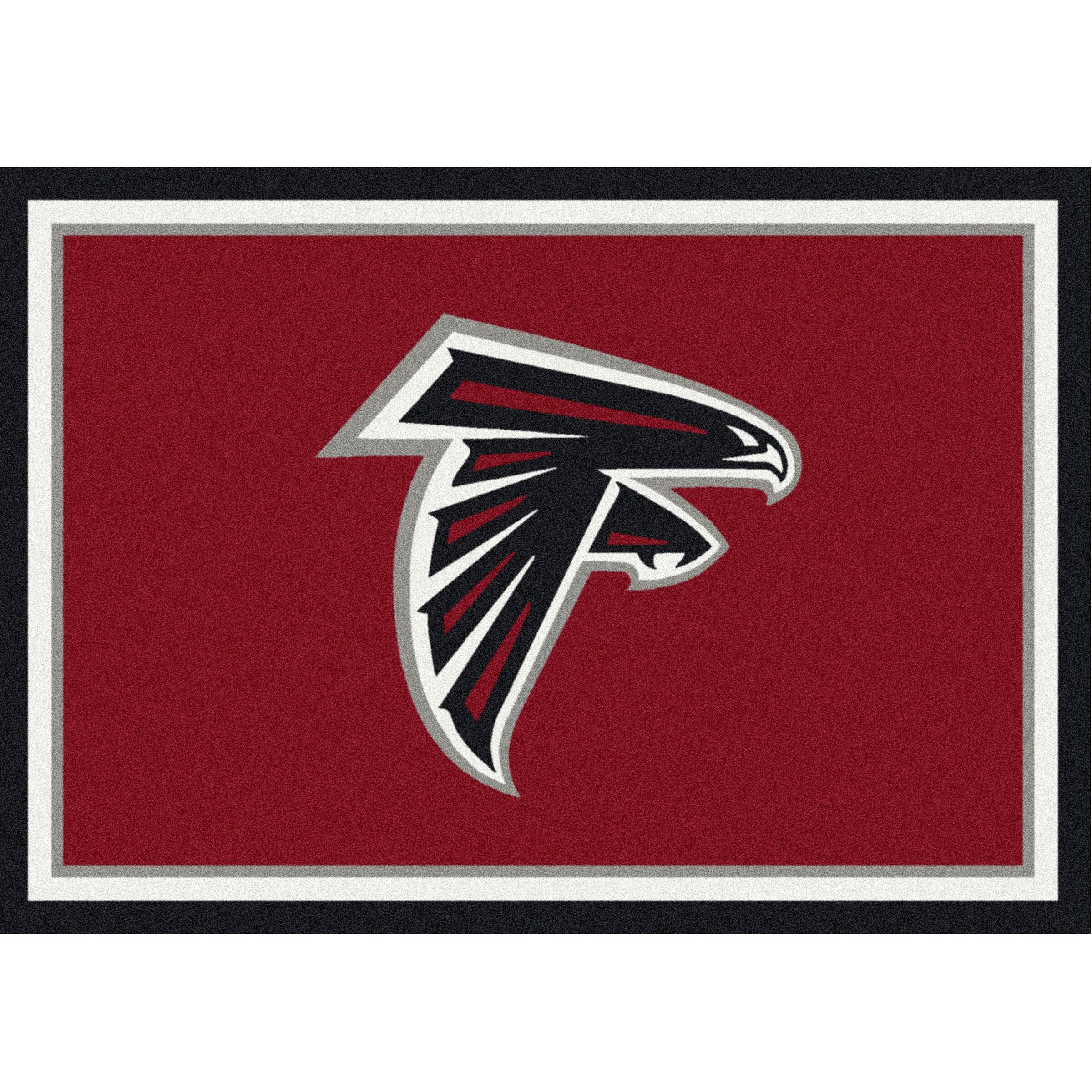 Atlanta Falcons Imperial 4' x 6' Spirit Rug