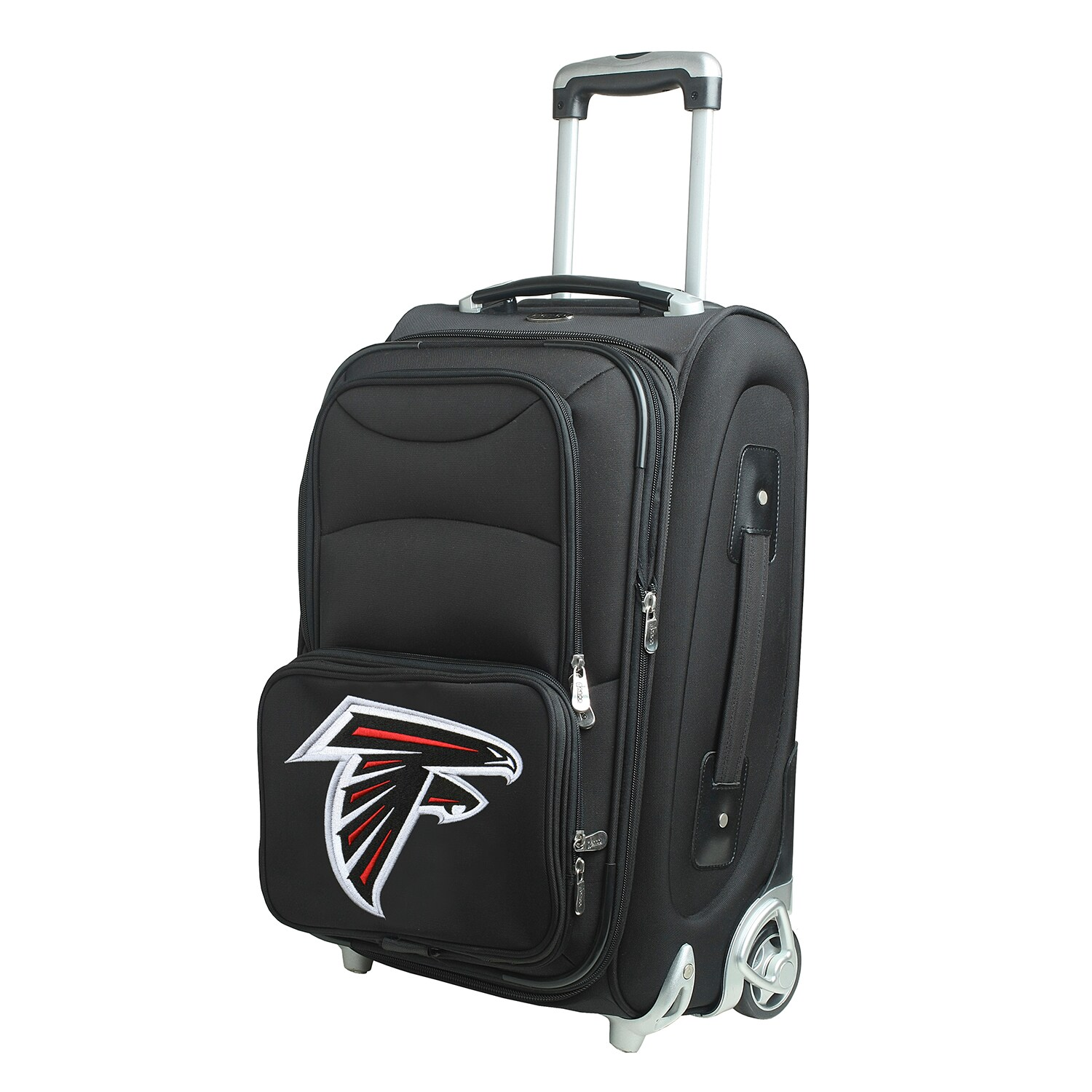"Atlanta Falcons 21"" Rolling Carry-On Suitcase"