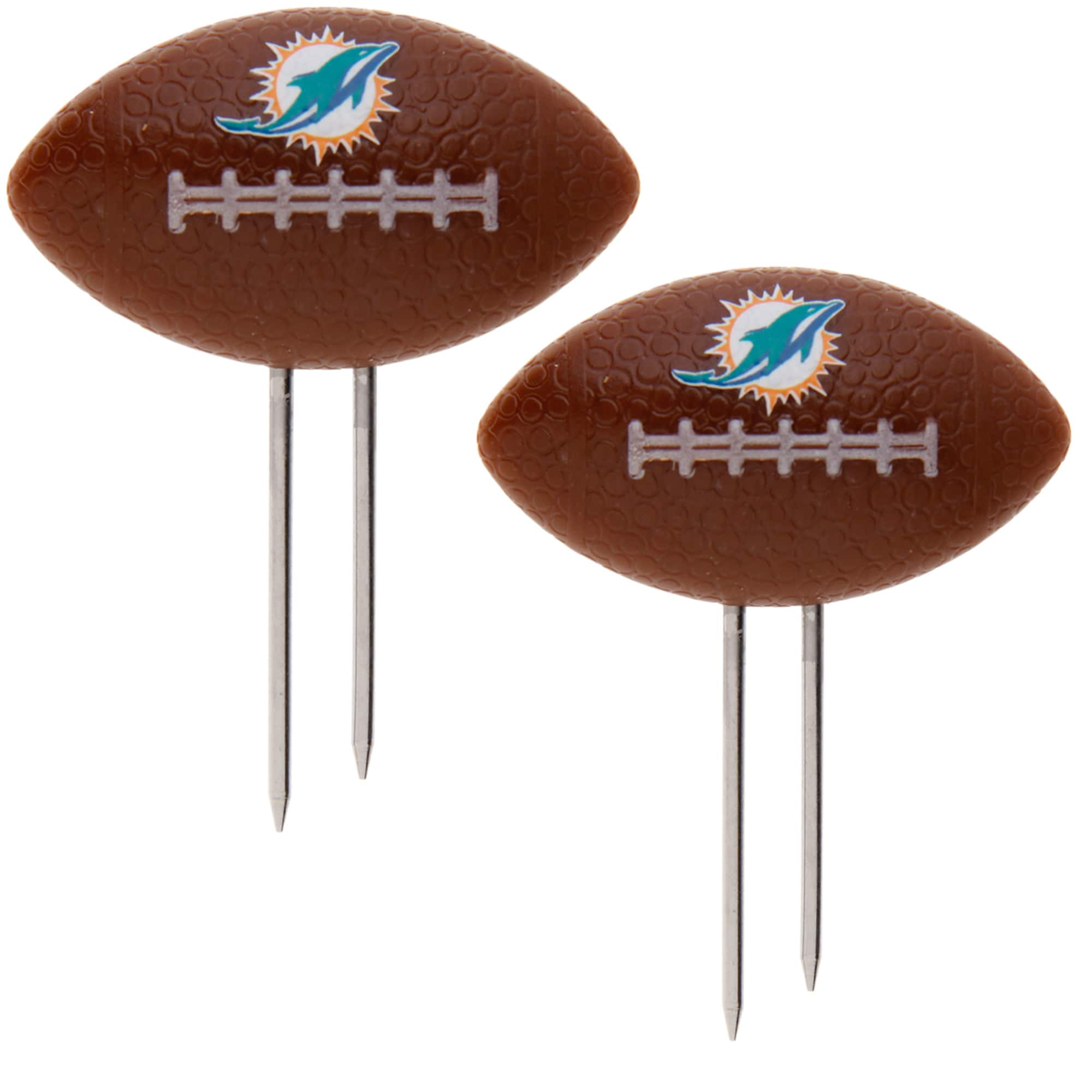 Miami Dolphins 8-Pack Corn Cob Holder
